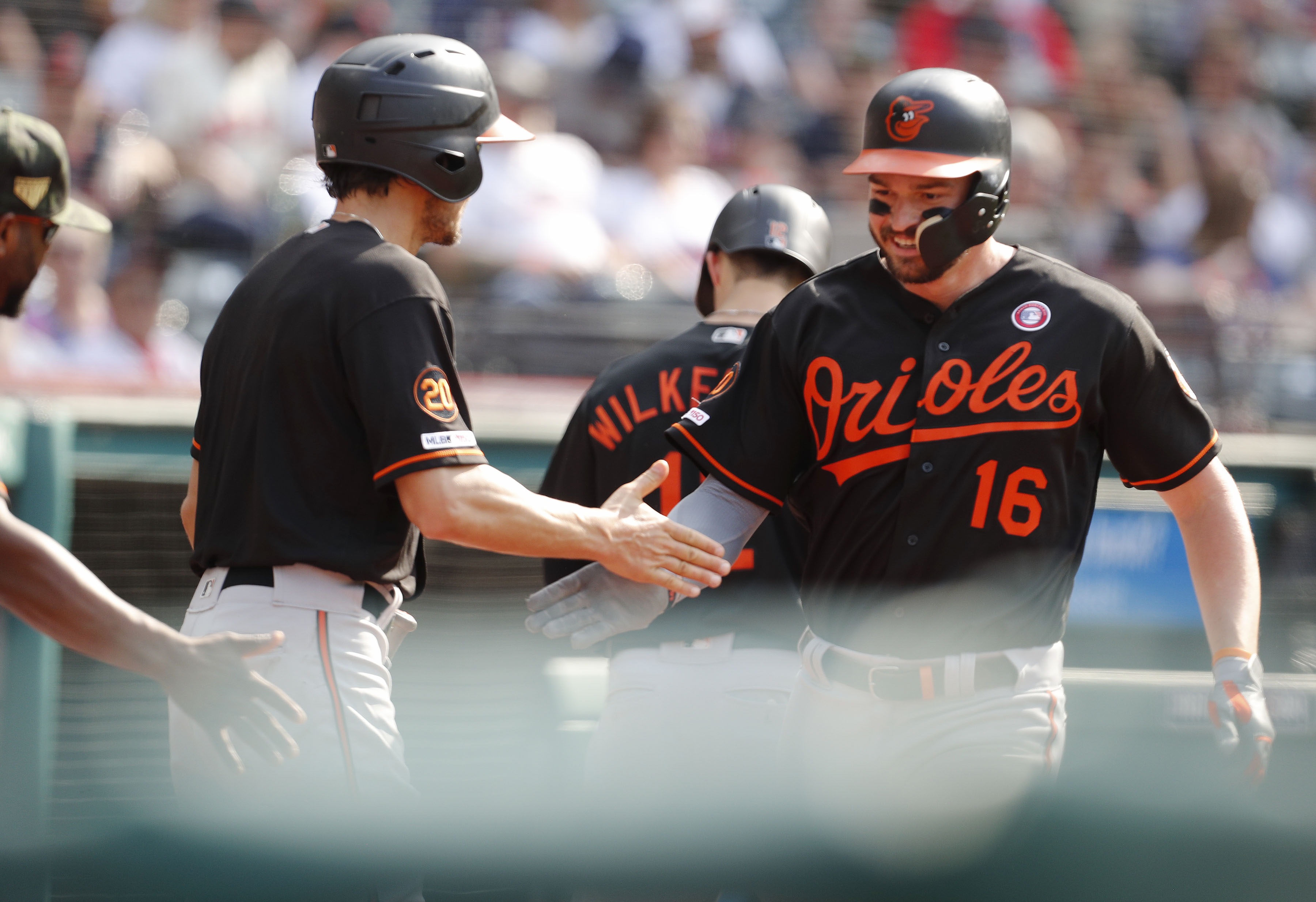 d39c69650fa Sunday Bird Droppings  Where the Orioles were one hit.