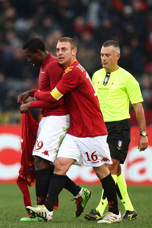 AS Roma v AC Siena - Serie A