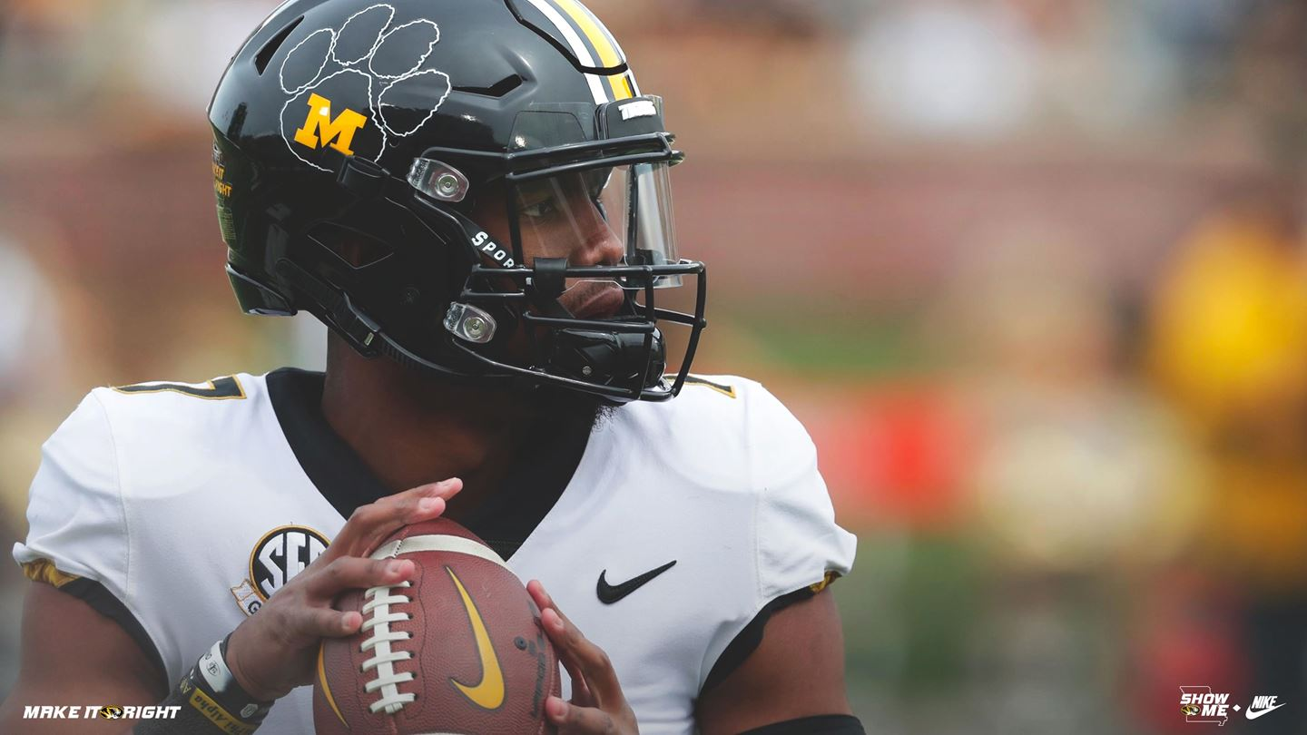 How Kelly Bryant can usher in a new, physical era of Mizzou offense