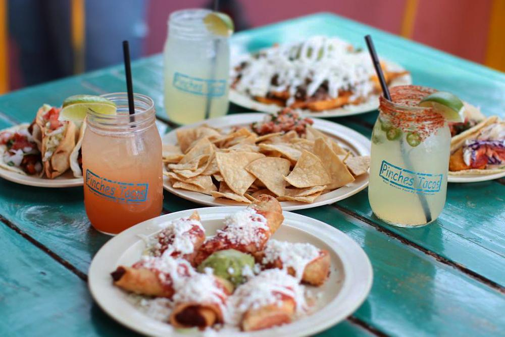 Pinches Tacos Debuts Third Las Vegas Location
