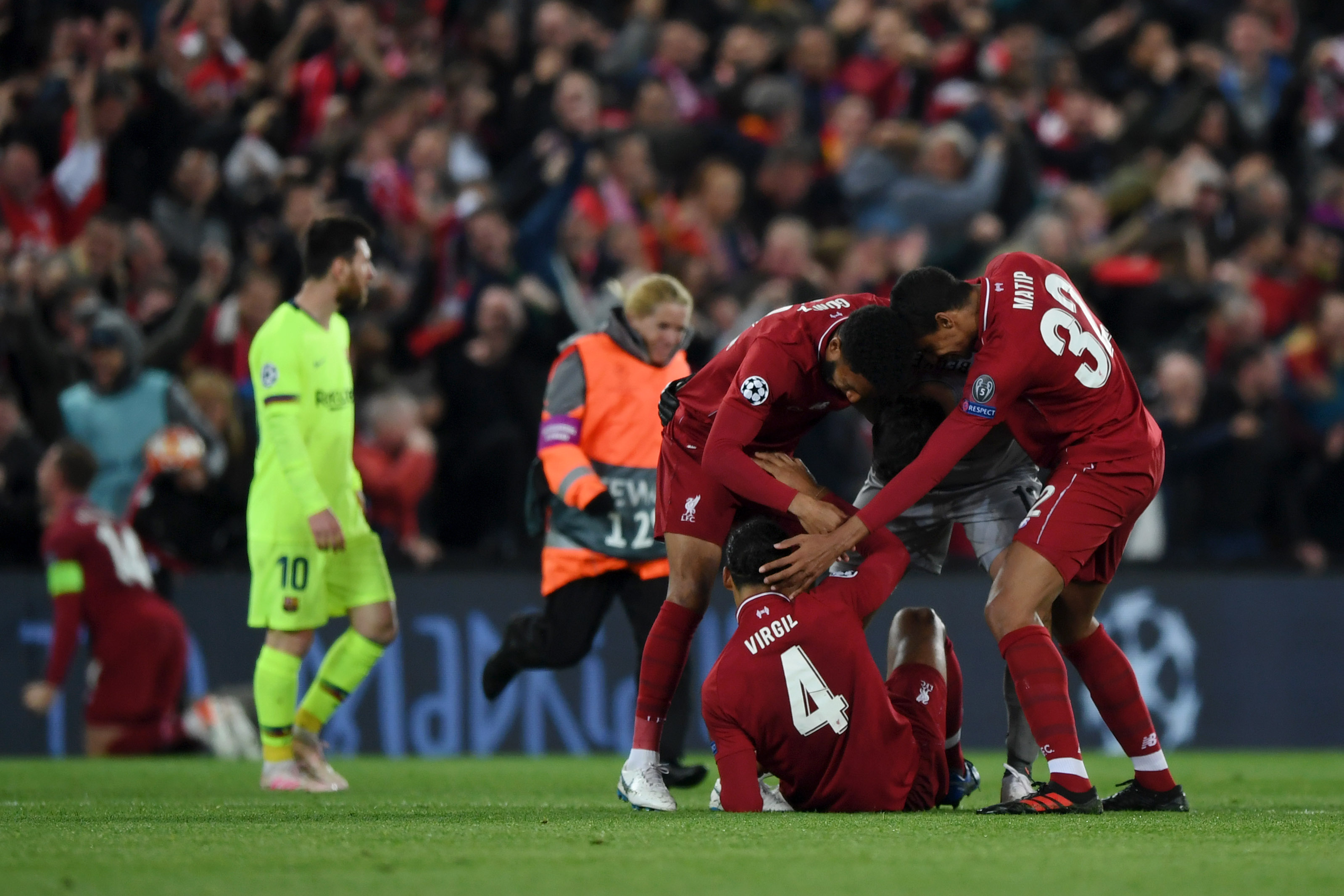 Former Red: Matip's Season Has Earned Him Champions League Spot