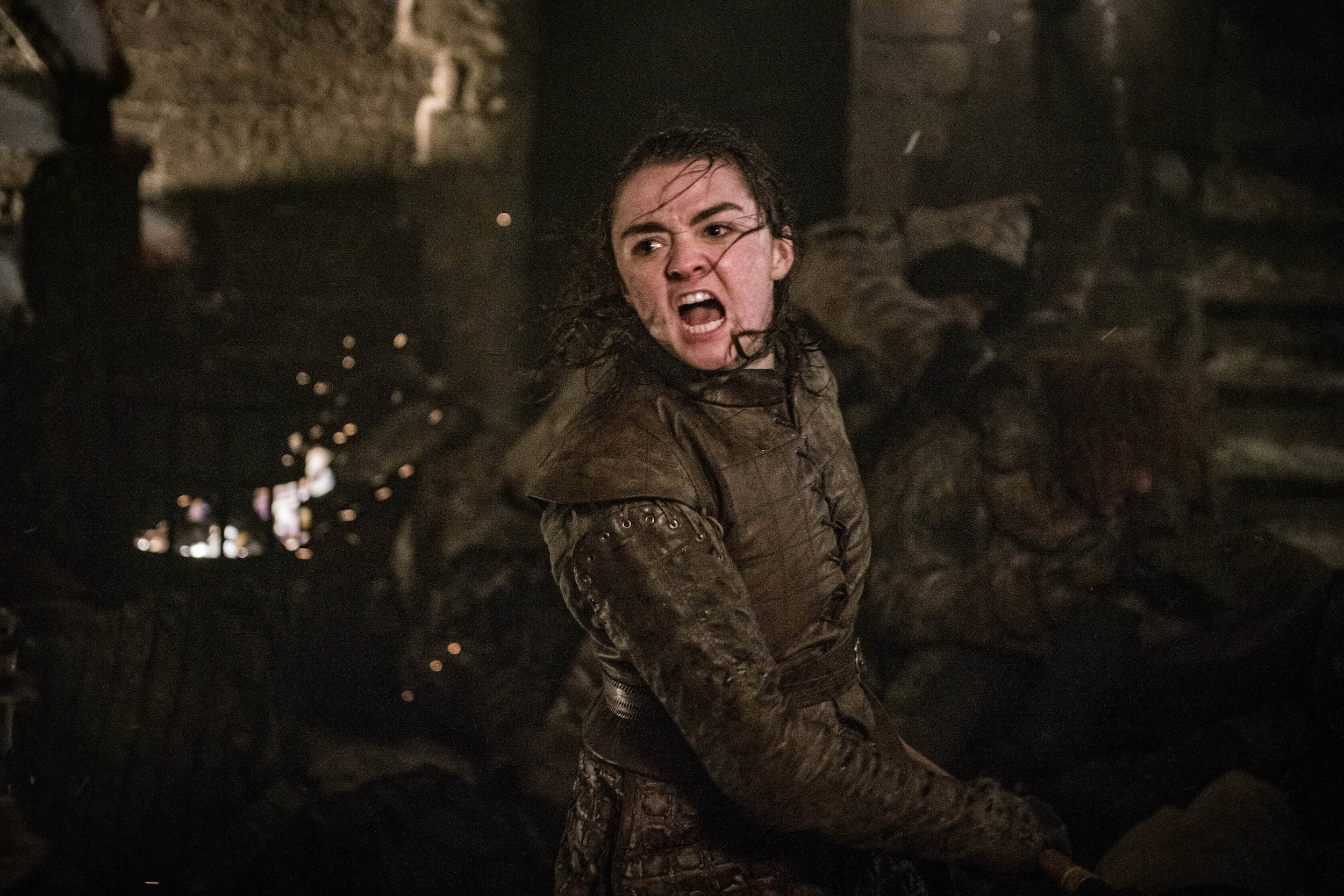 What Arya might encounter on her post-Game of Thrones journey