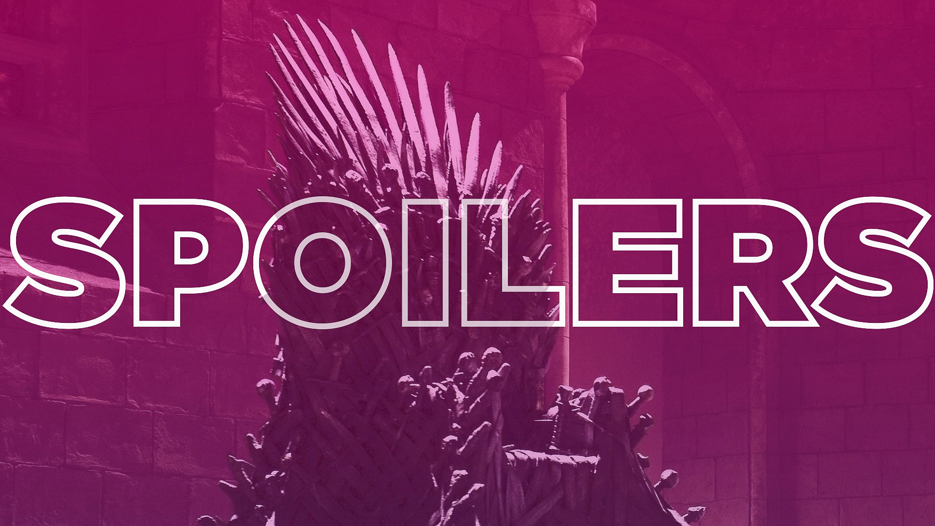 The final winners of the Game of Thrones
