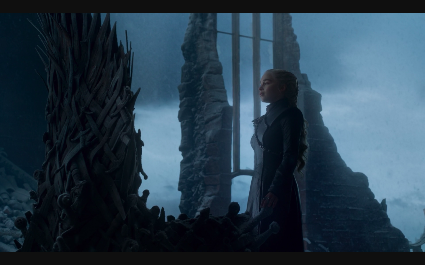 The Game of Thrones finale had a chance to break the wheel. It upheld the status quo.