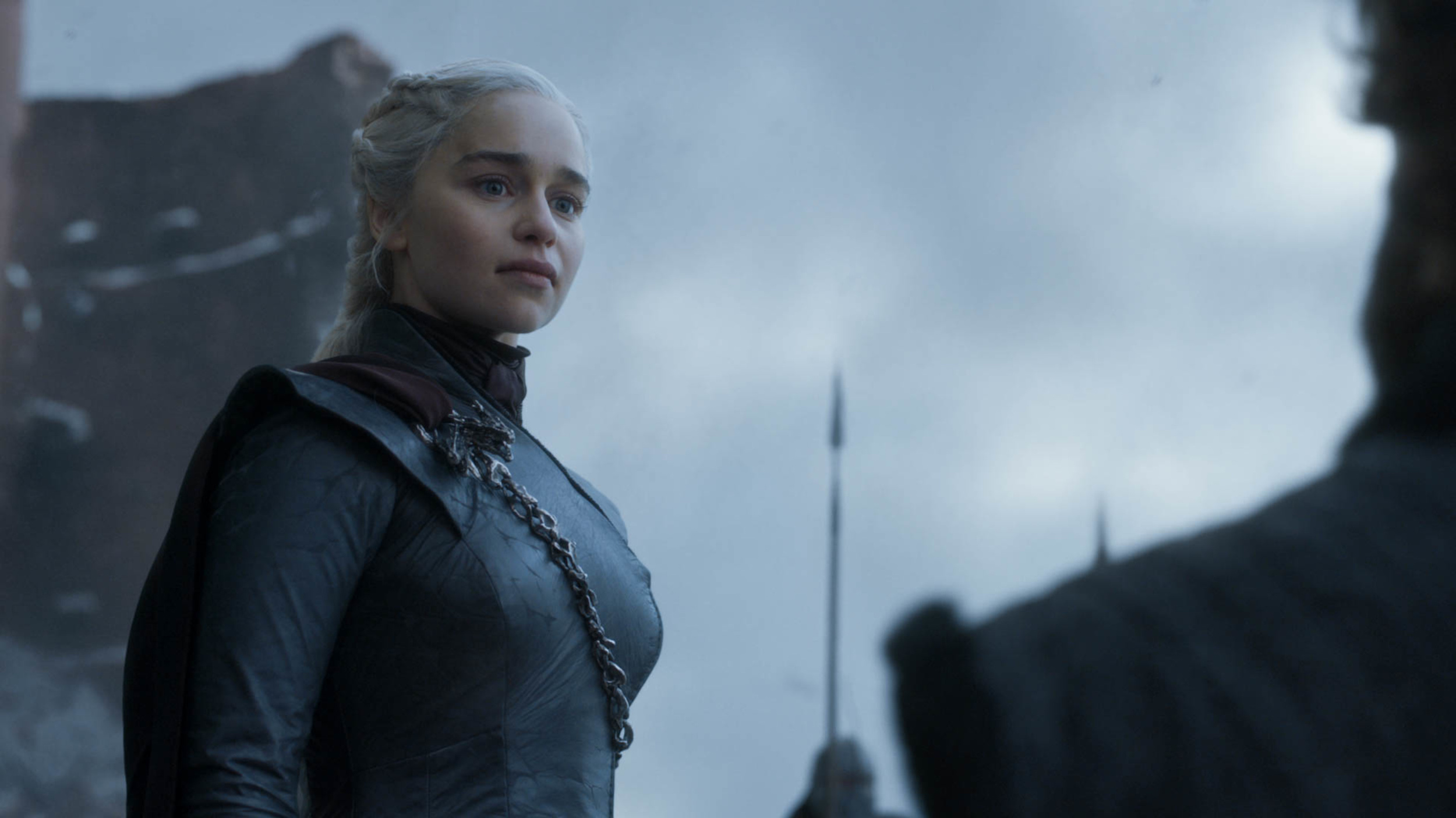 Emilia Clarke reacts to Daenerys Targaryen's fate: 'I didn't see this coming'