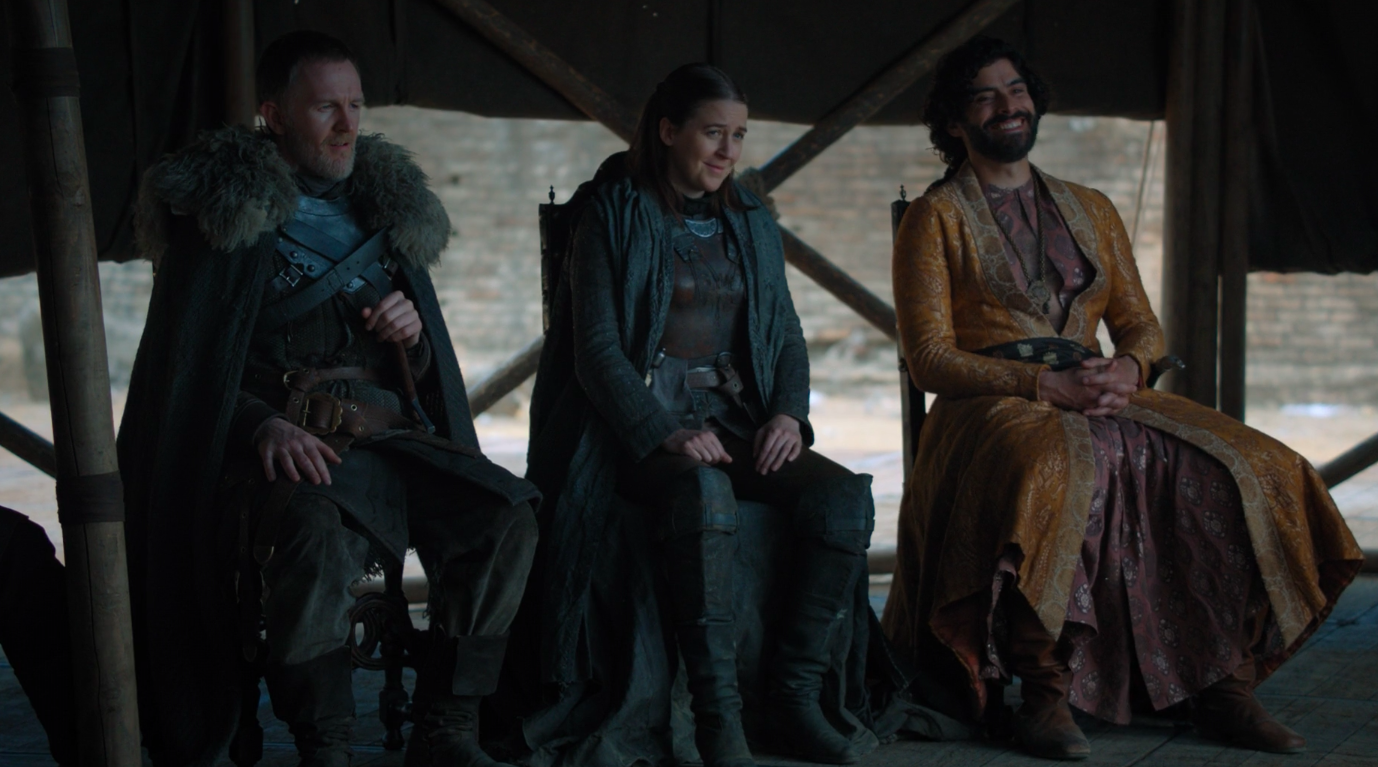 Who's on Game of Thrones' Great Council and how do they choose kings