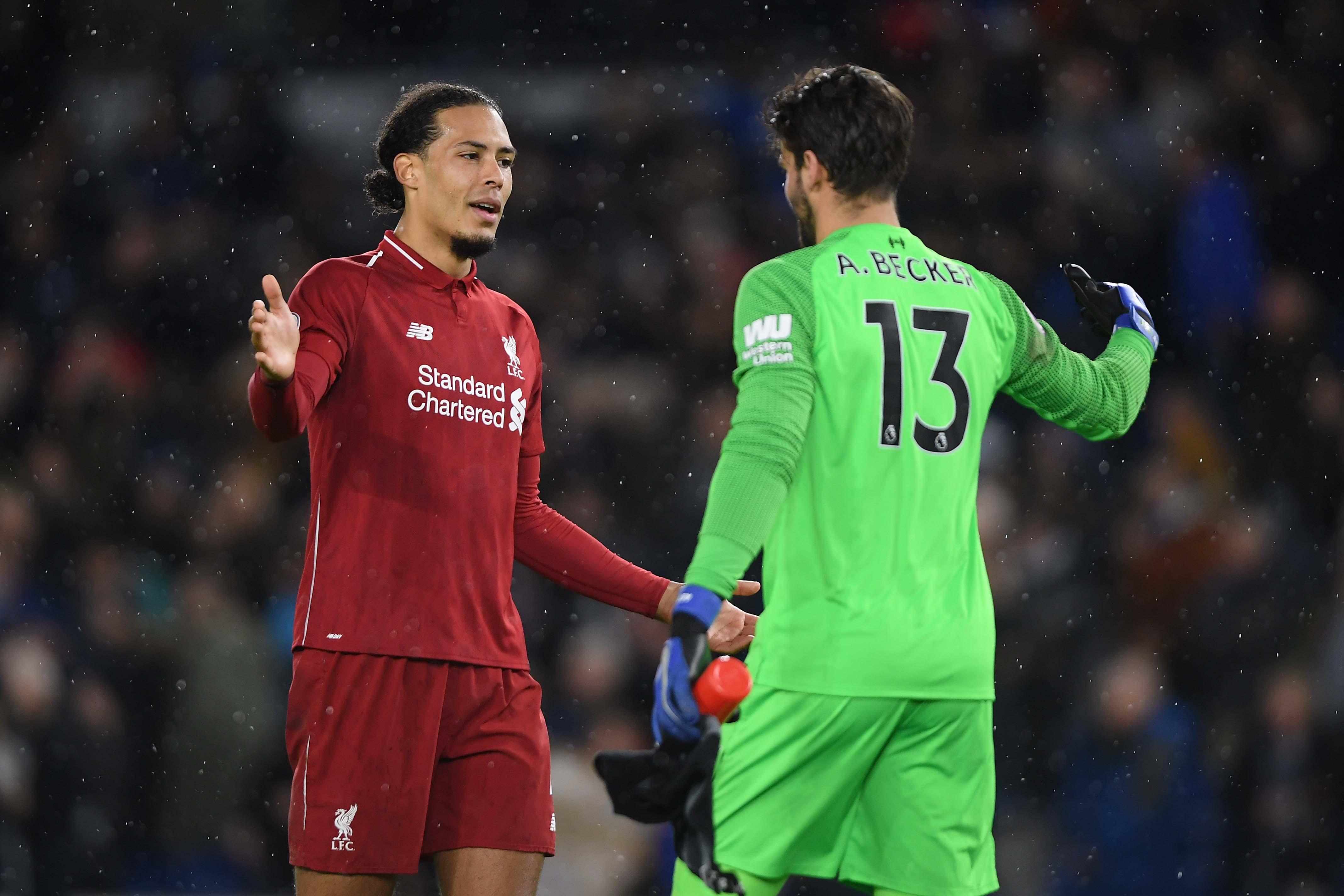Vote: Liverpool's 2018-19 Defender of the Season