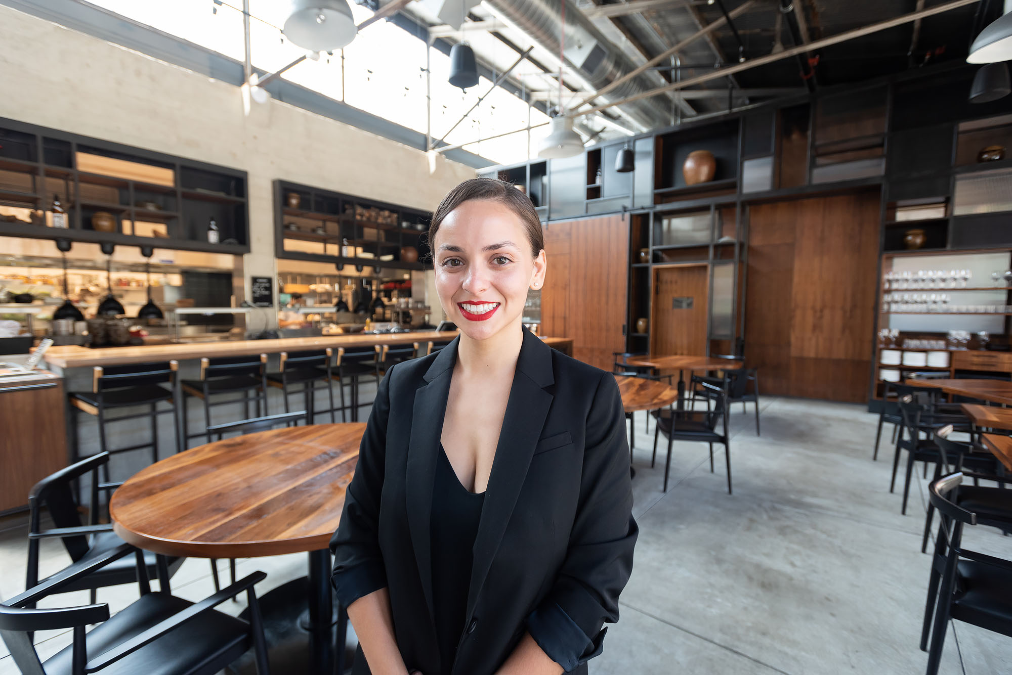How the GM of Majordomo Runs One of the Buzziest Dining Rooms in America