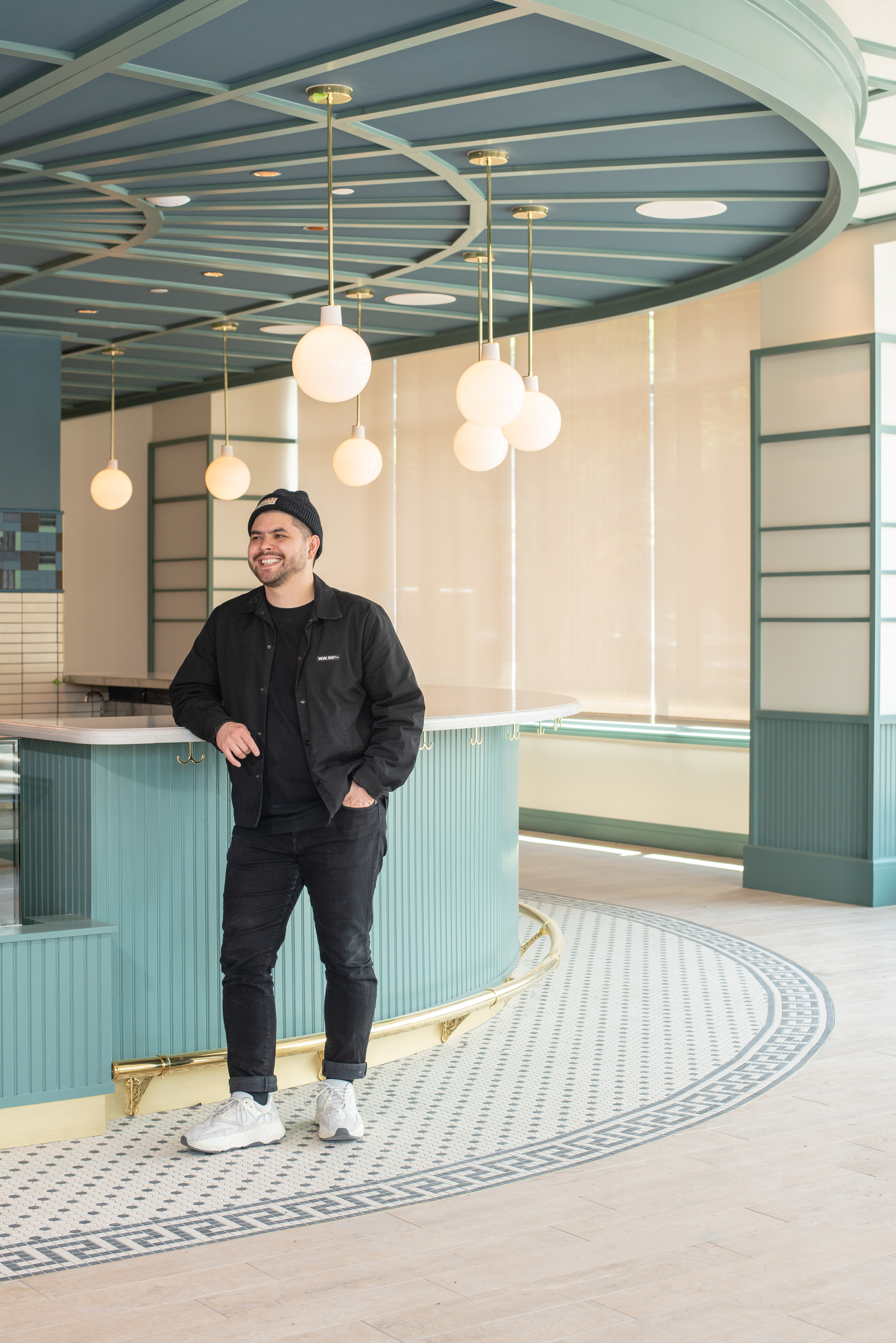 Erik Bruner-Yang Is Opening a New Cafe in a Navy Yard Apartment Complex