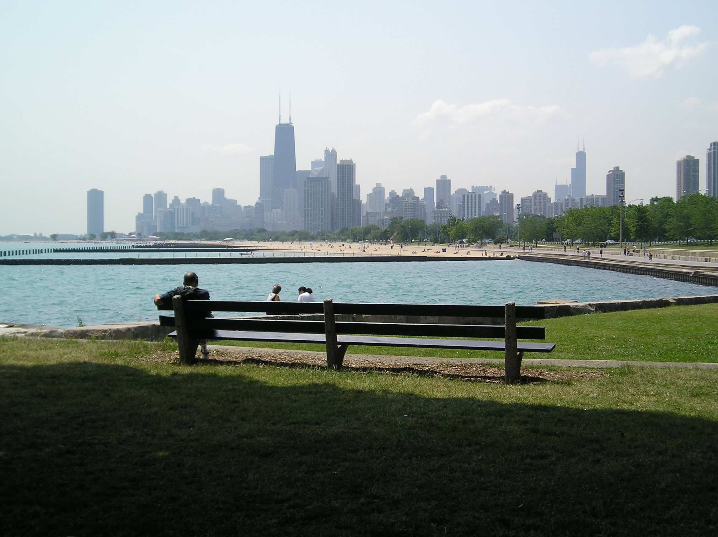 Preservationists want to turn Chicago's lakefront into a National Park