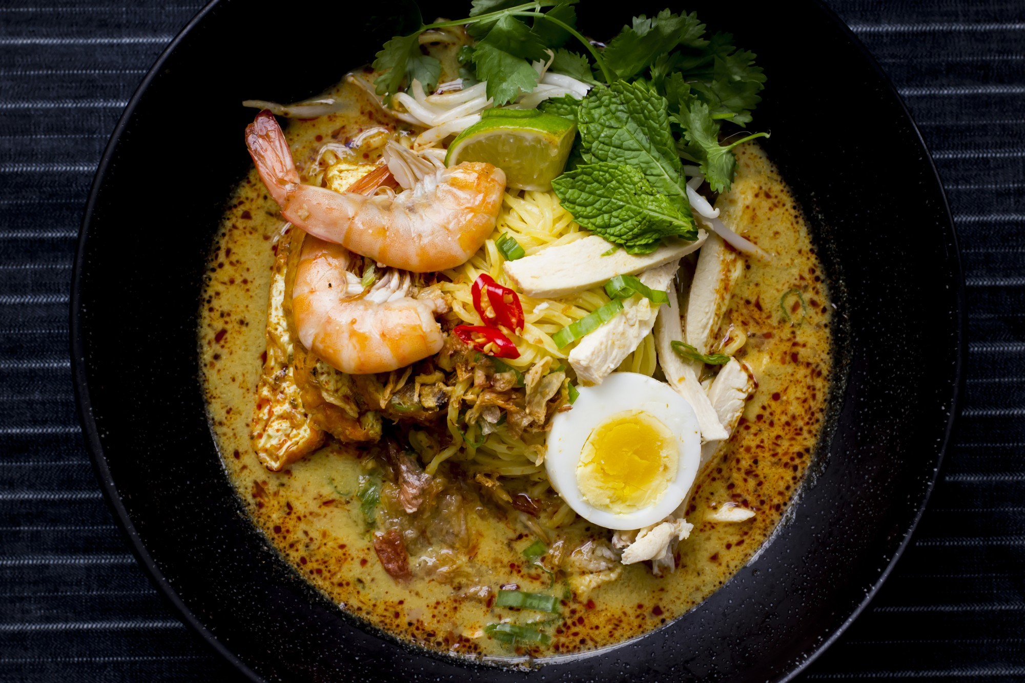 Malaysian Laksa Pop-Up Plans Permanent Home for Noodle Soups