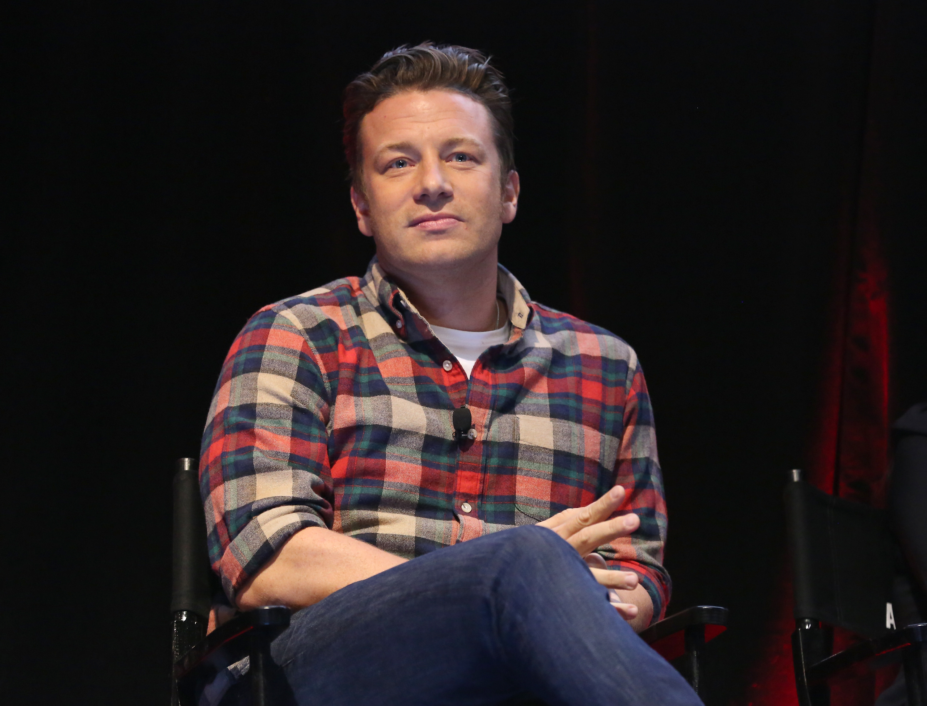 Jamie Oliver's U.K. Restaurant Empire Collapses