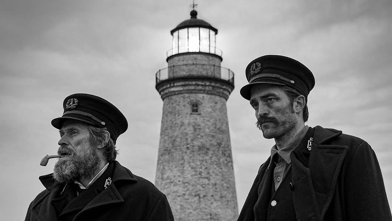 The Lighthouse, starring Robert Pattinson and Willem Dafoe, is easily one of the wildest films of the year