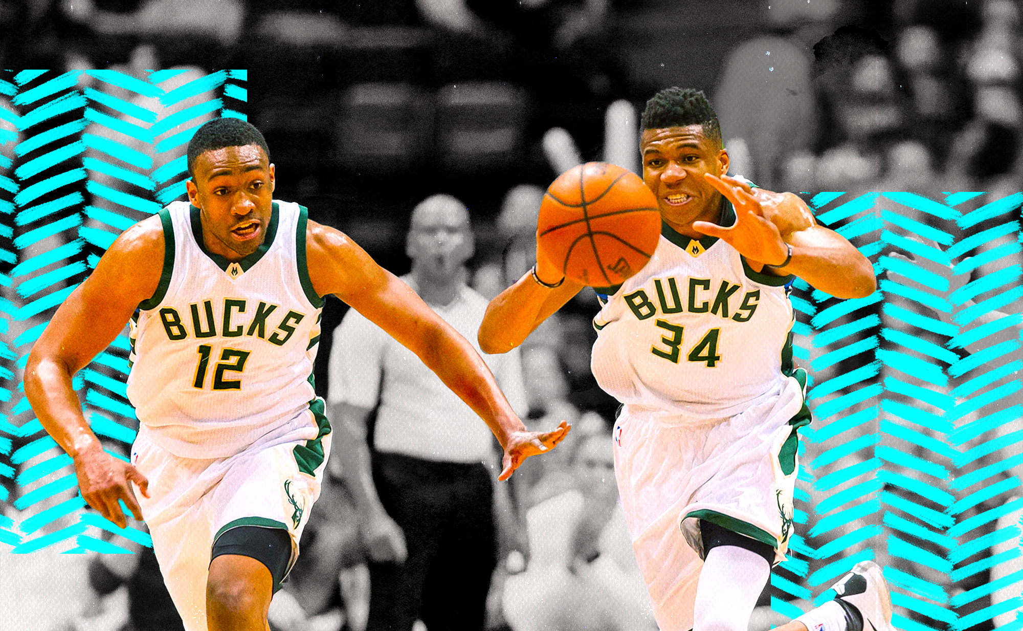 Getting lucky in the NBA Draft goes beyond the lottery. Look at the Bucks