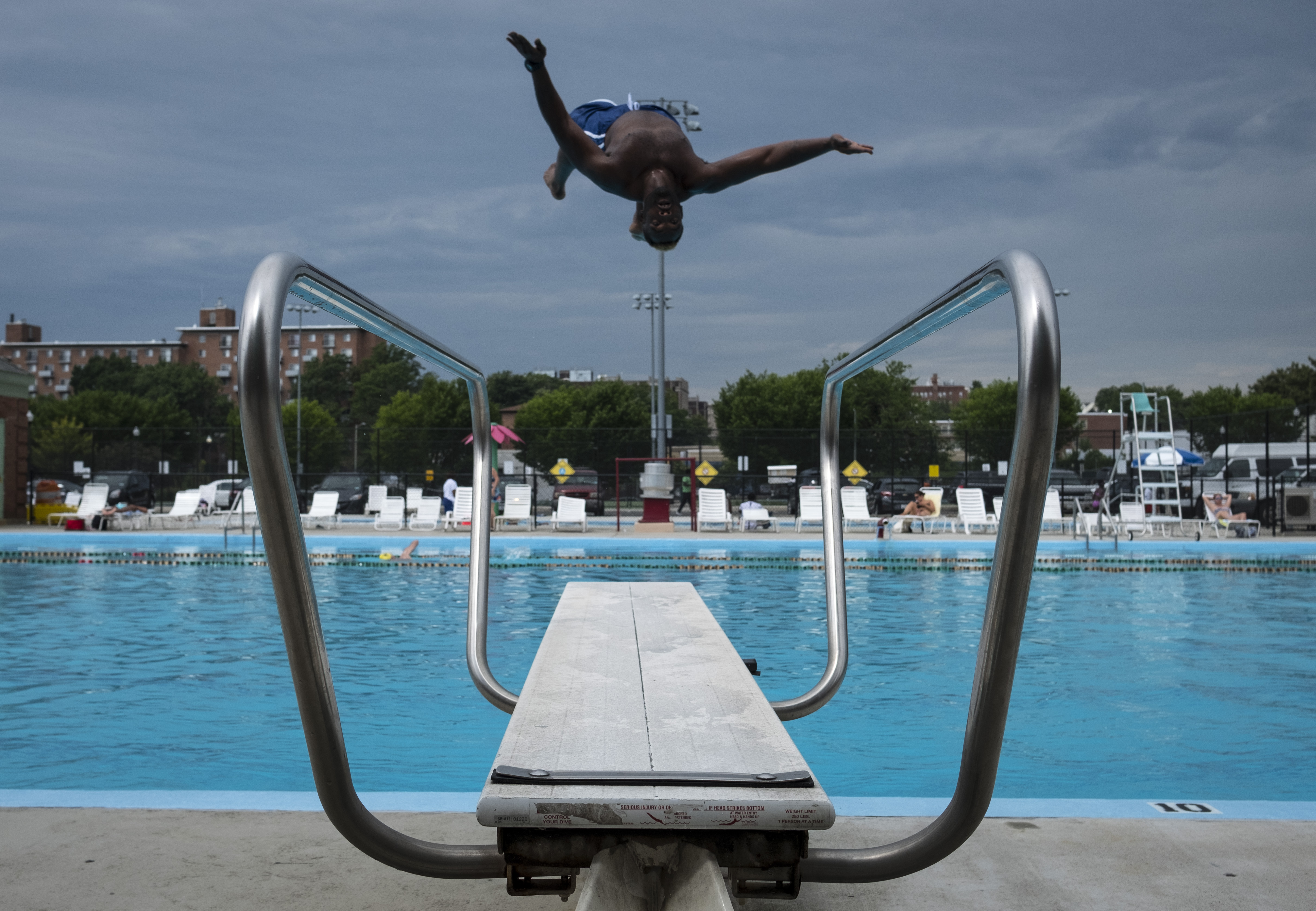 D.C.'s outdoor public pools open for the season this weekend. Here's where to find them