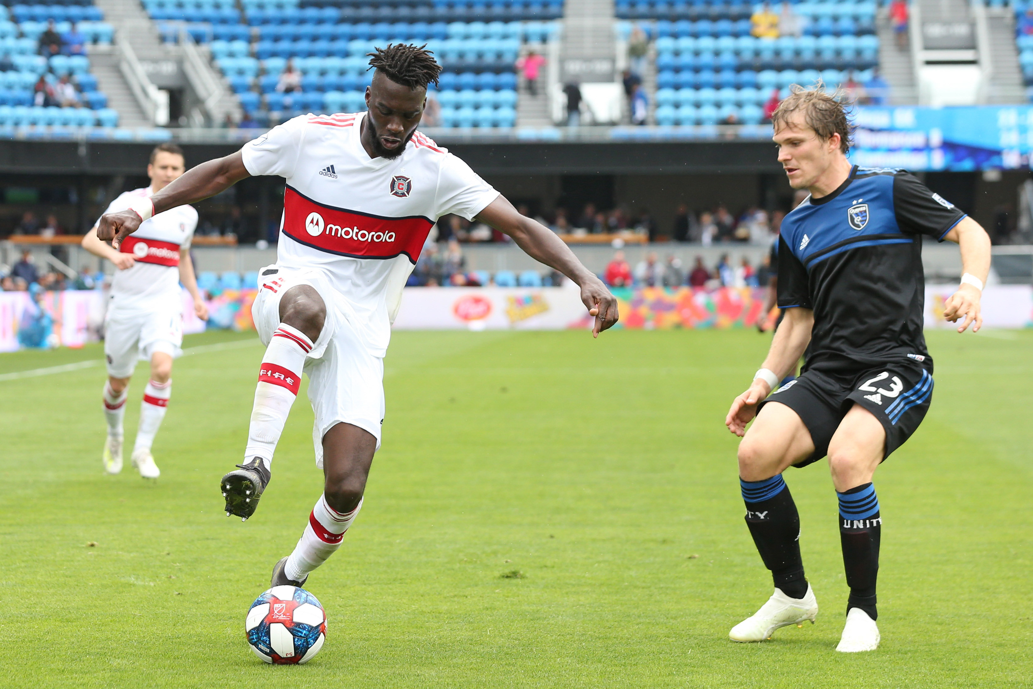 MLS: Chicago Fire at San Jose Earthquakes