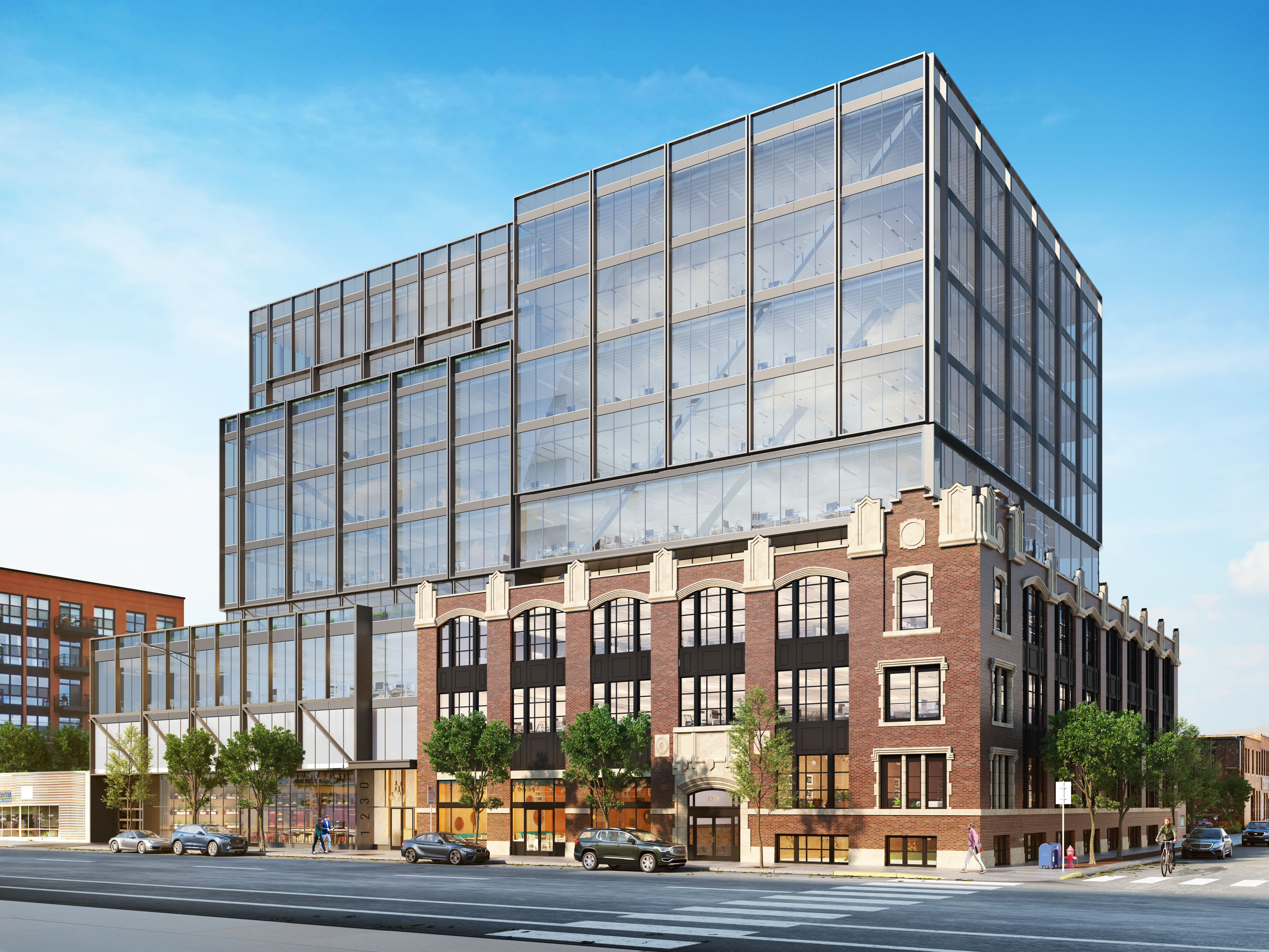 Plan to build offices above historic West Loop loft building clears key city vote