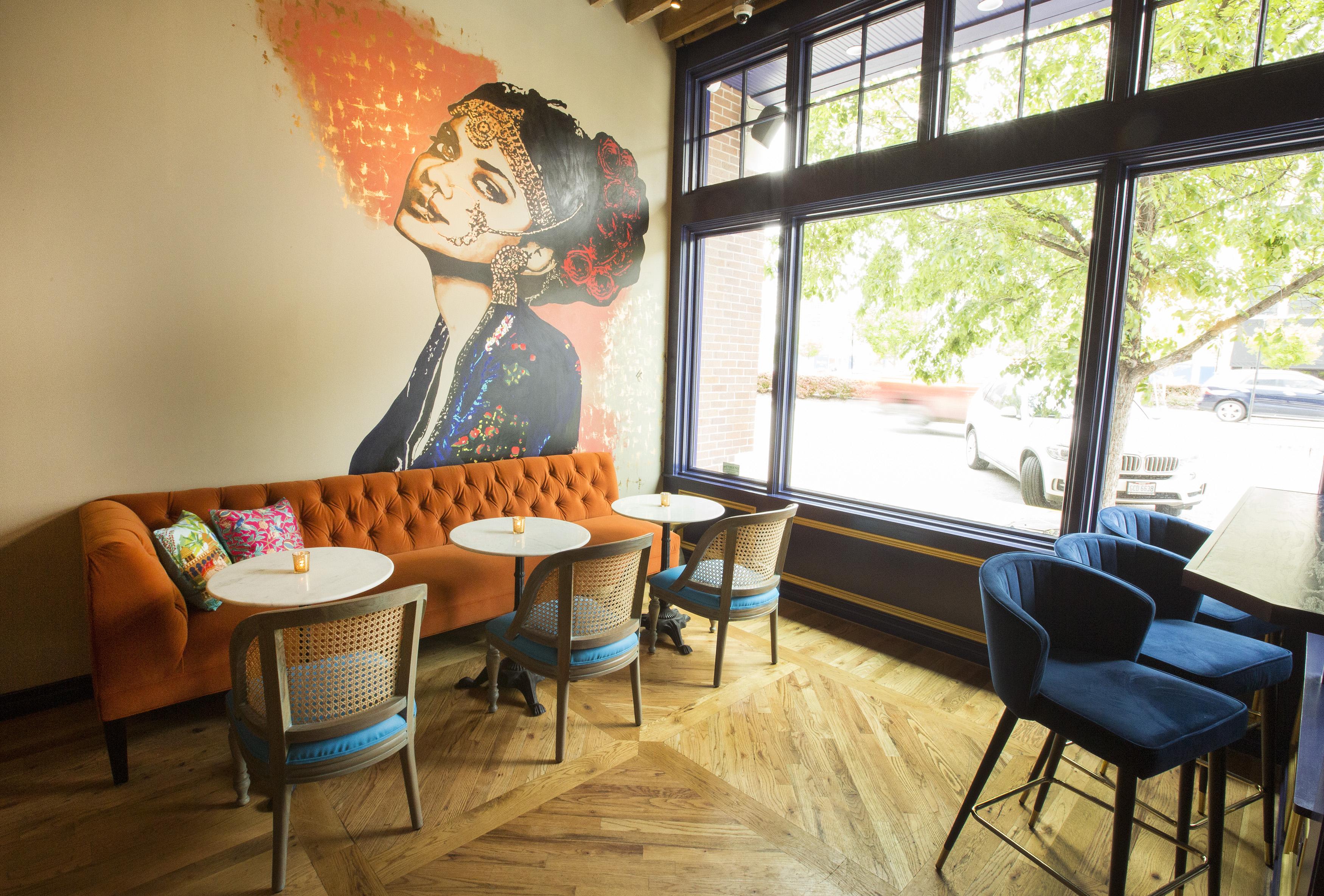 Explore West Loop's Brilliant Modern Indian Restaurant Opening Wednesday