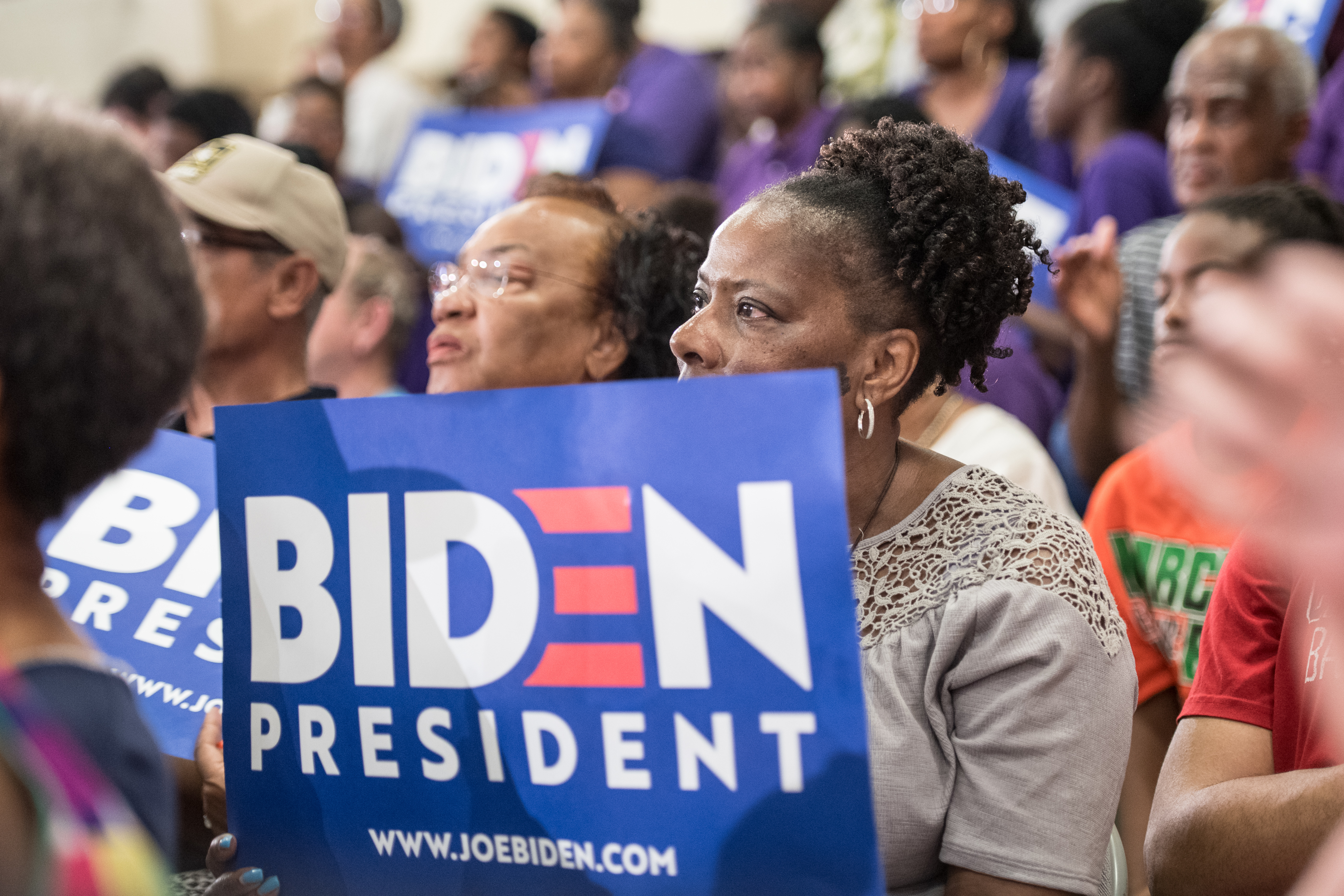 New poll shows black voters want 2020 candidates with big policy plans, not just big names