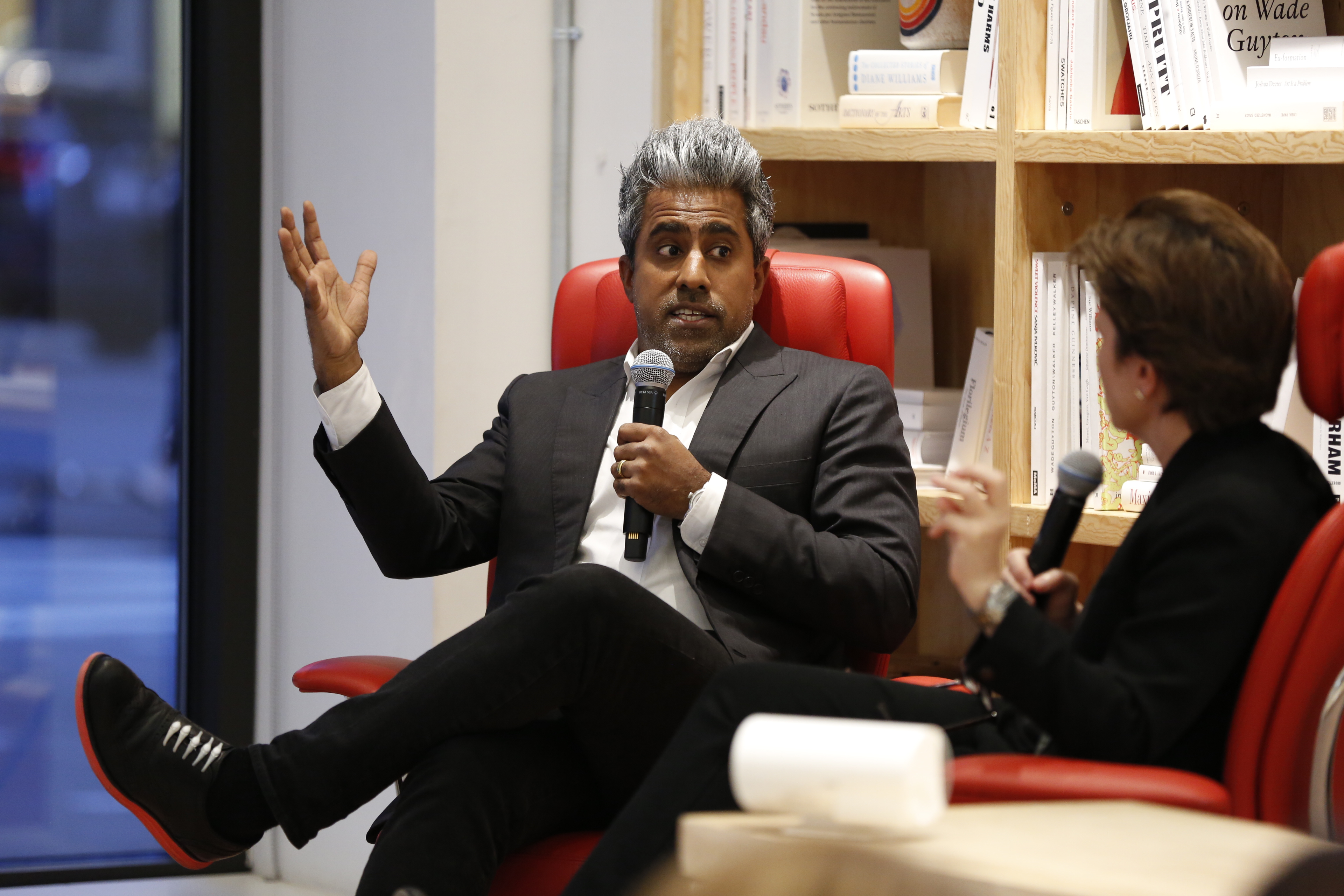 "Tech billionaires who donate millions are just ""bribing society at large,"" Anand Giridharadas says"