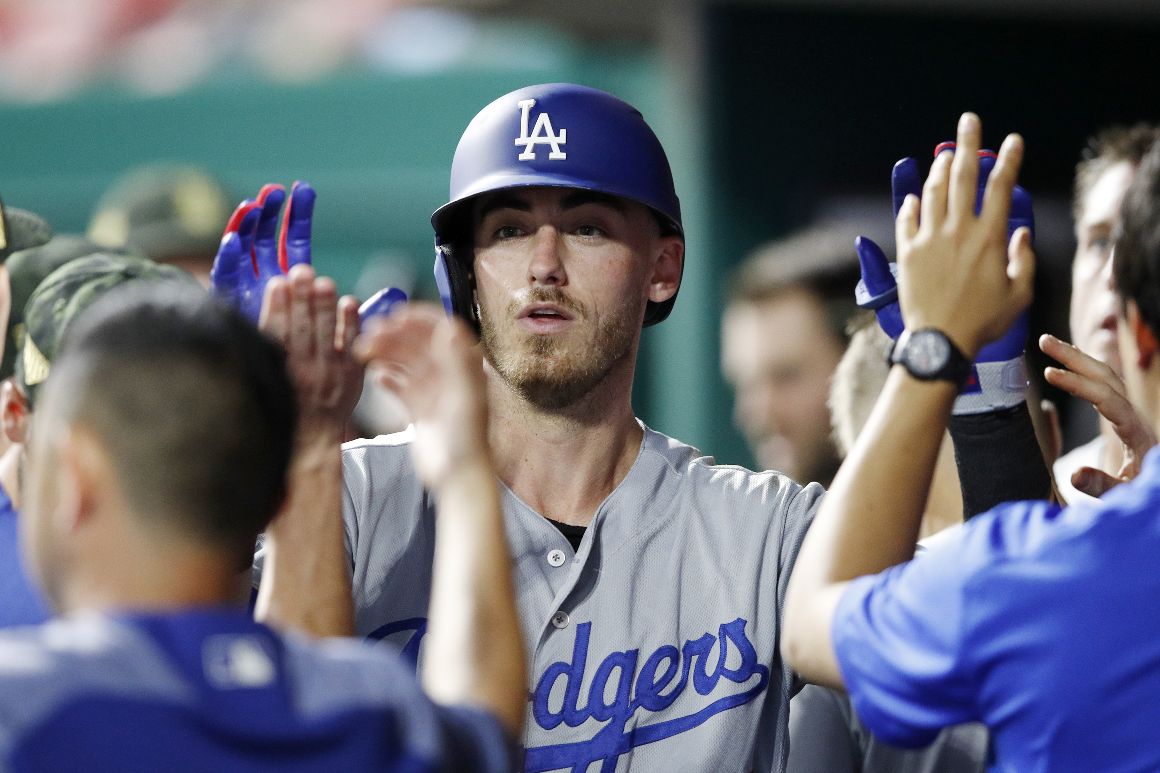 Dodgers riding high on National League Pennant odds