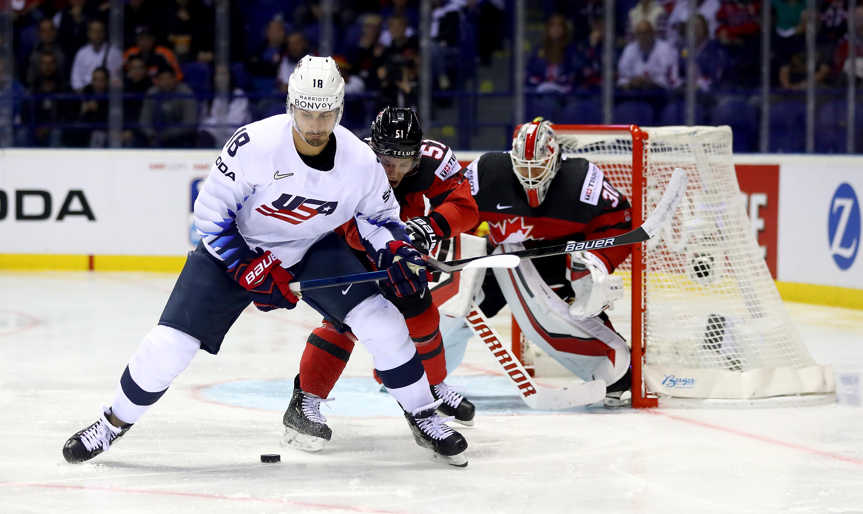 Canada v United States: Group A - 2019 IIHF Ice Hockey World Championship Slovakia