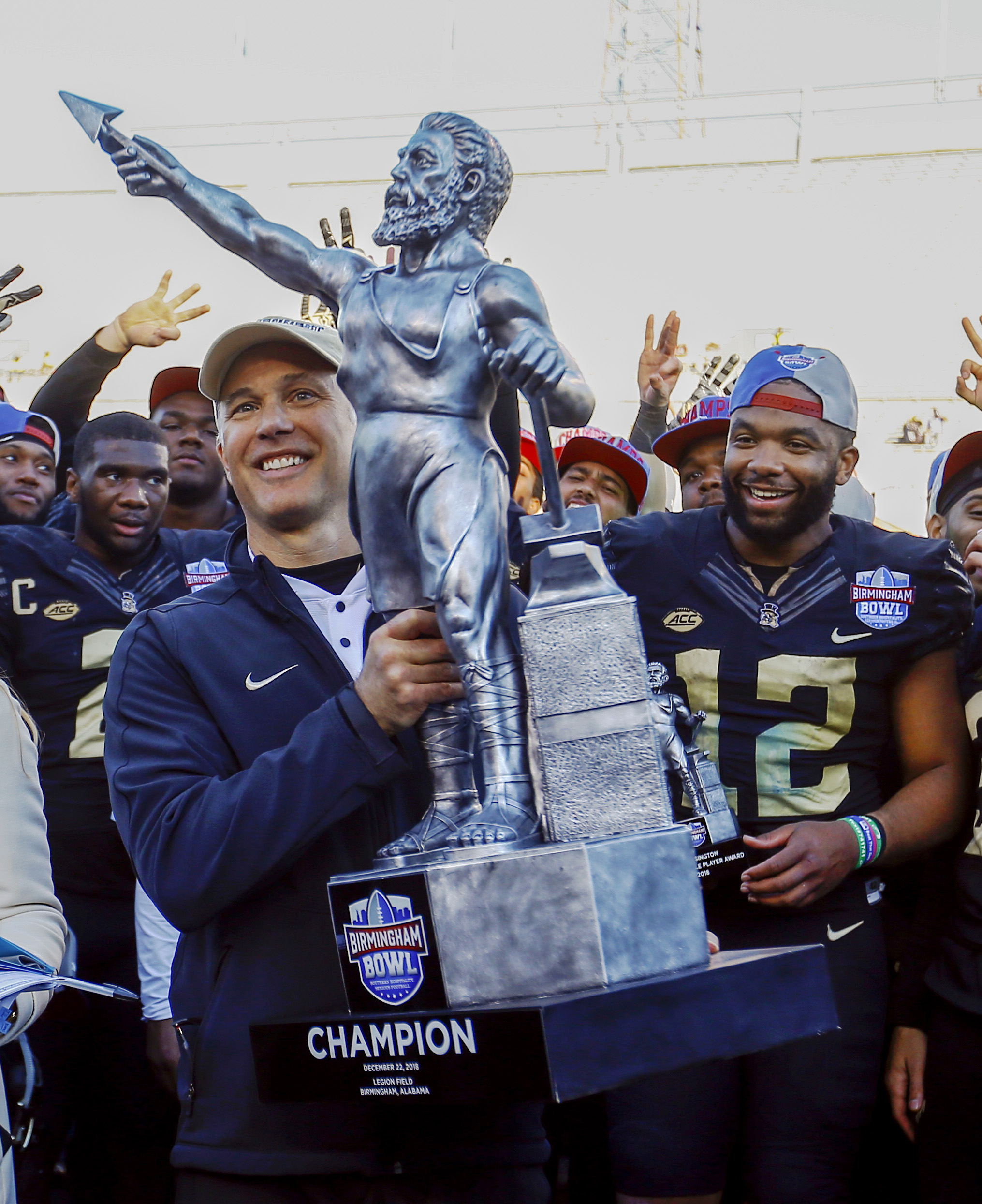 Wake Forest's 2019 season could go in so many different directions
