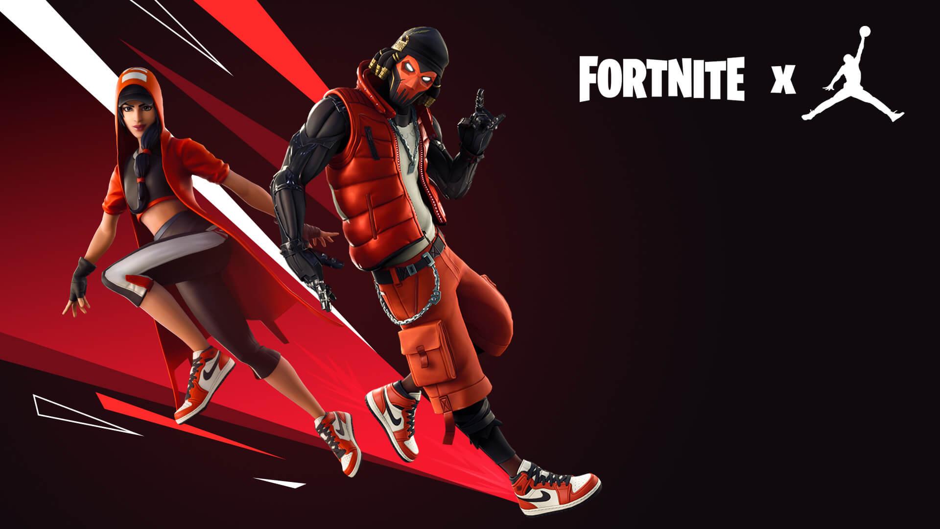 Air Jordans come to Fortnite in Nike partnership