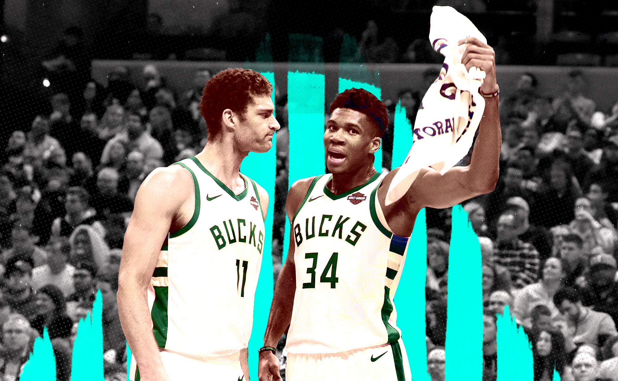 The Bucks' present is great, but their future is perilous