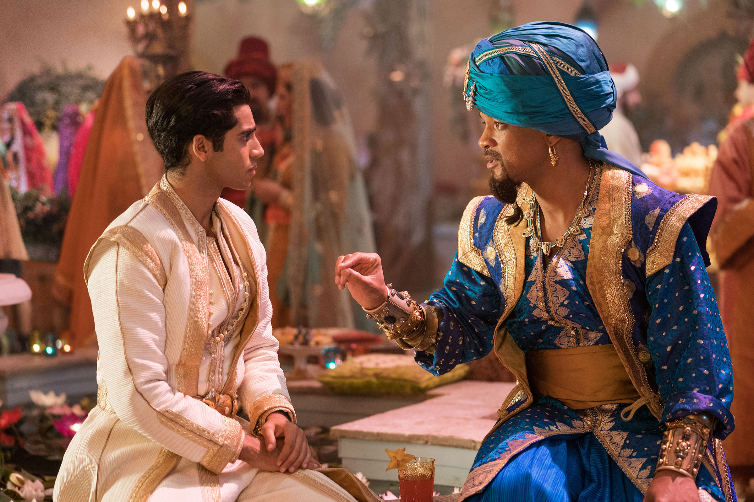 Disney's live-action Aladdin is almost a charming rom-com — when it's not a sluggish musical