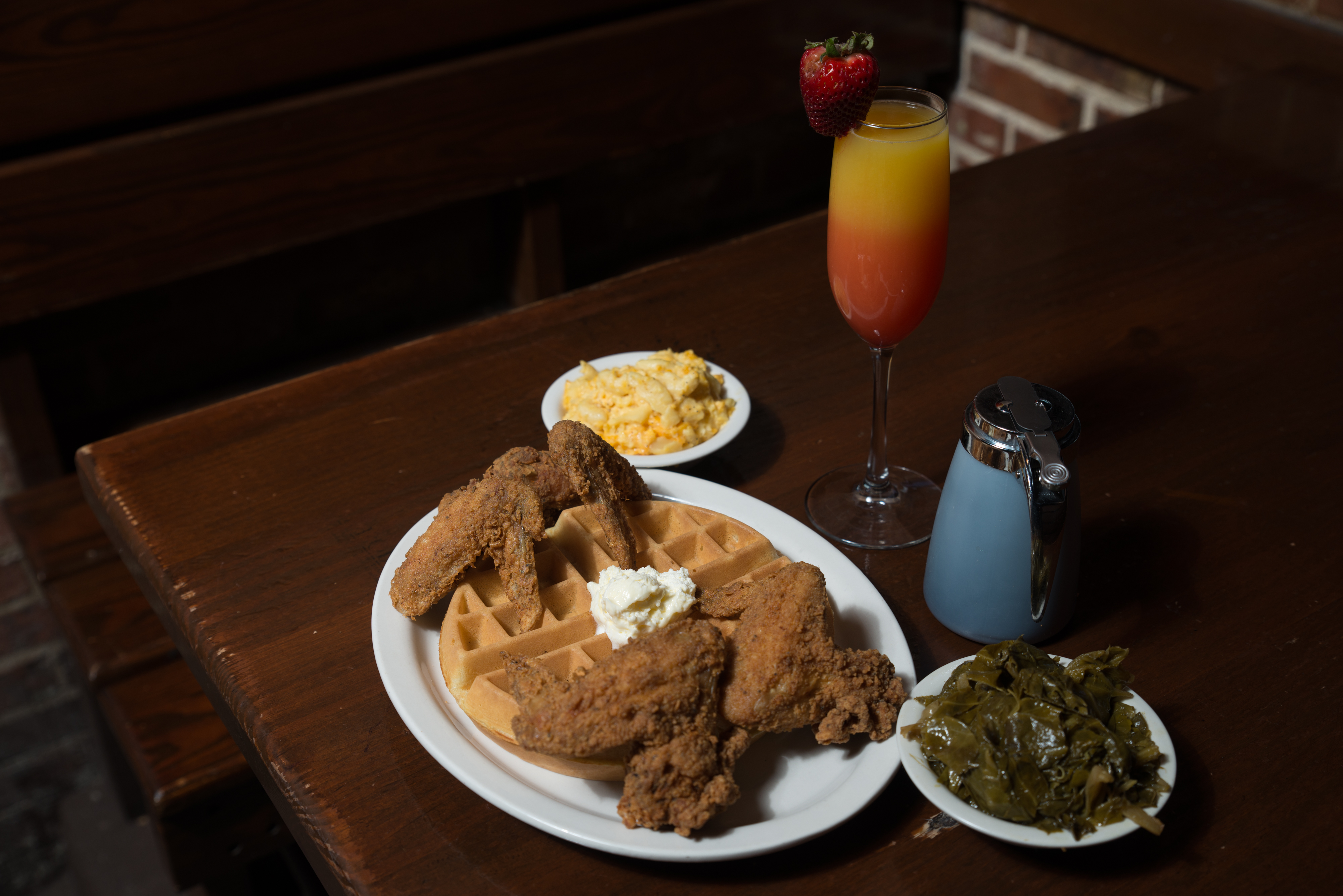 Chicken-and-Waffles Restaurant Expands in Columbia