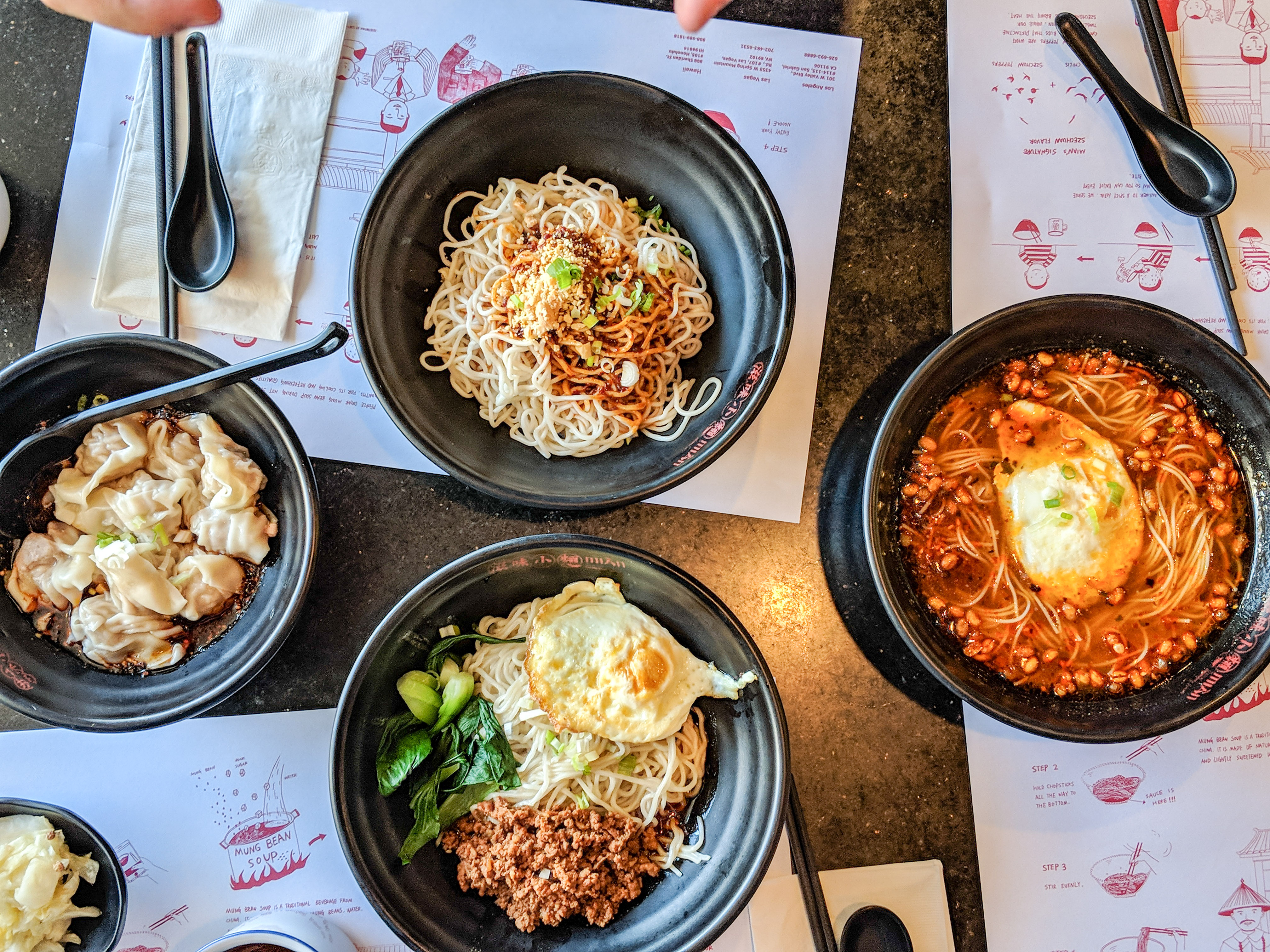 Some of SGV's Best Sichuan Noodles Head For a New West Adams Location