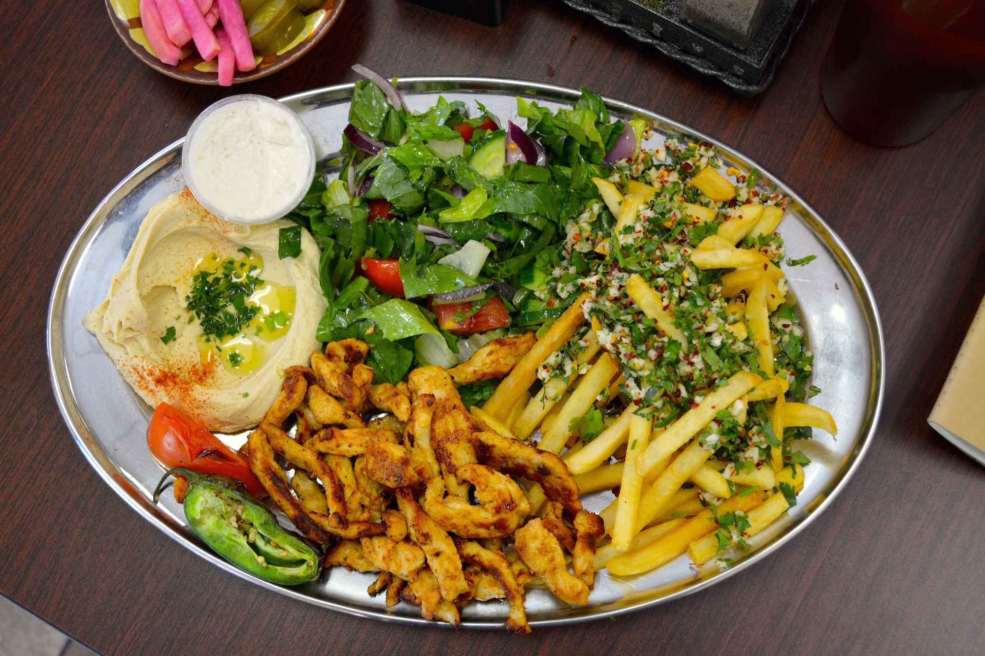A Celebrated Hollywood Lebanese Restaurant Closes After Just Six Months