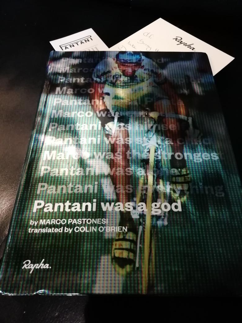 Pantani Was a God, by Marco Pastonesi