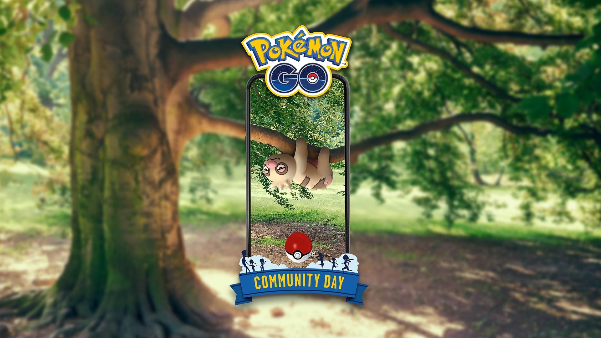 Pokémon Go June Community Day will feature Slakoth