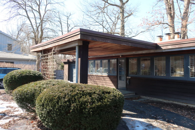 Demolition permit filed for Frank Lloyd Wright's 'Booth Cottage'