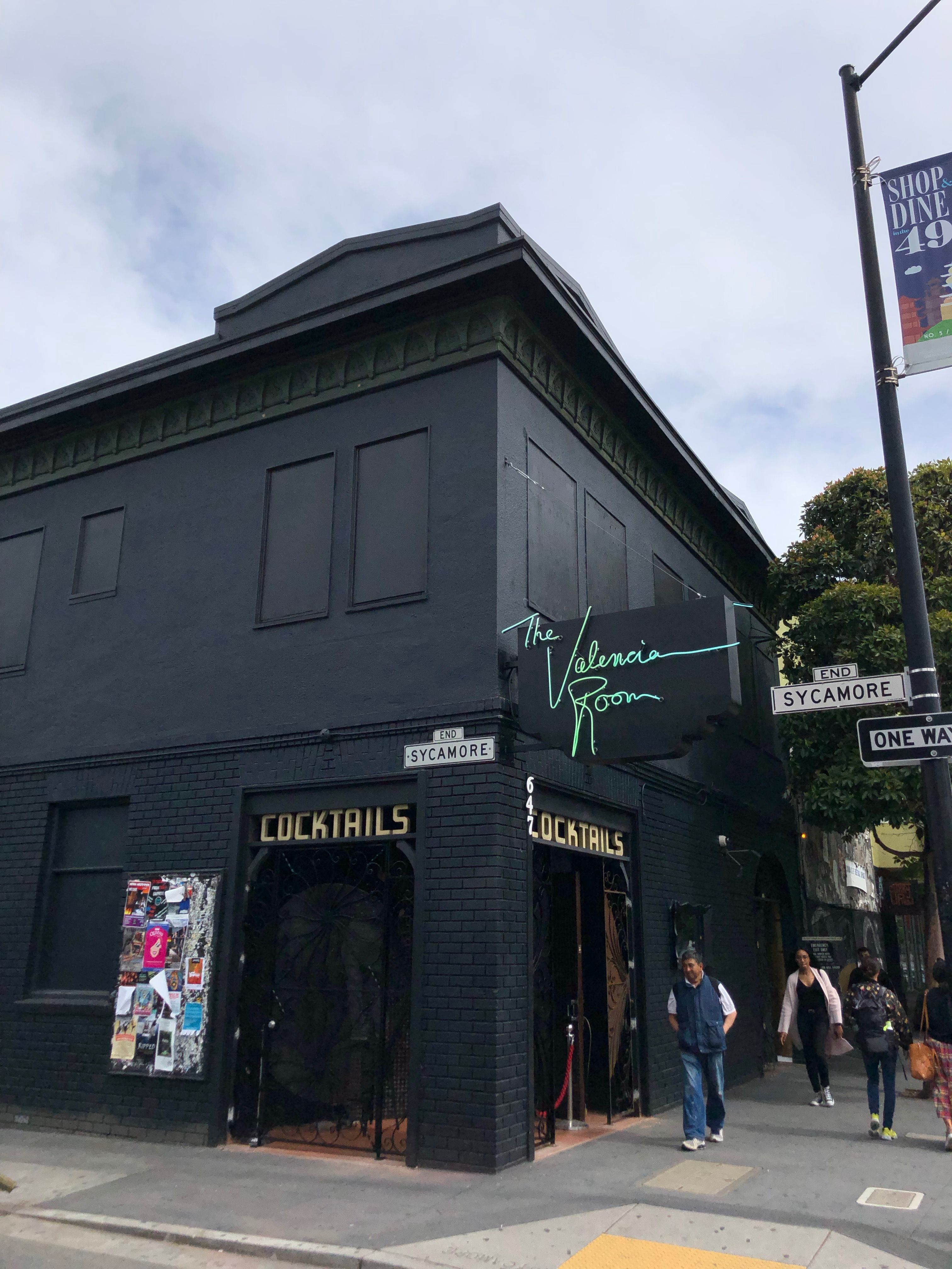 The Mission's Former Elbo Room Is Back as a New Bar and Venue