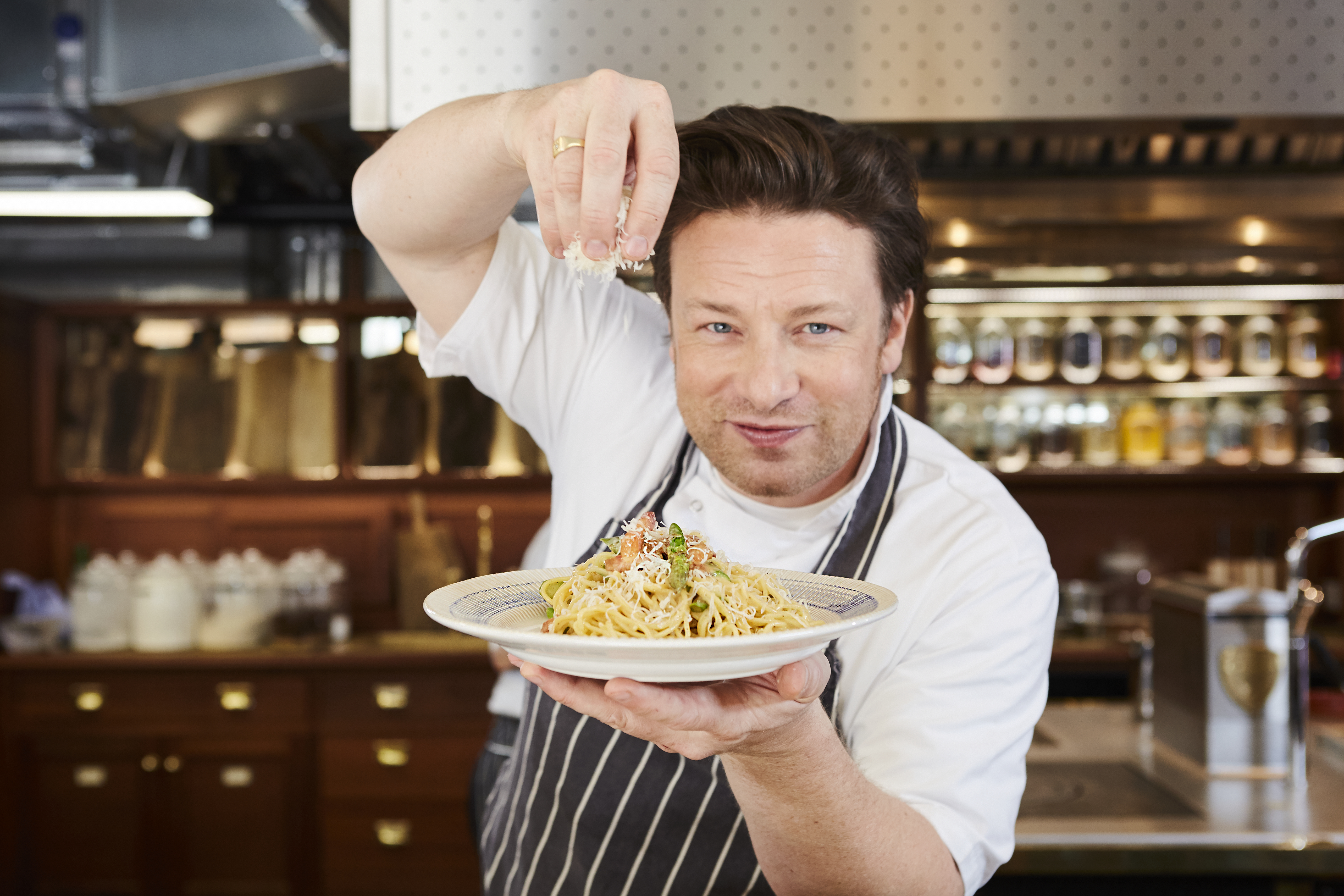 Jamie Oliver's Restaurant Group Was Nearly Saved By German Investors