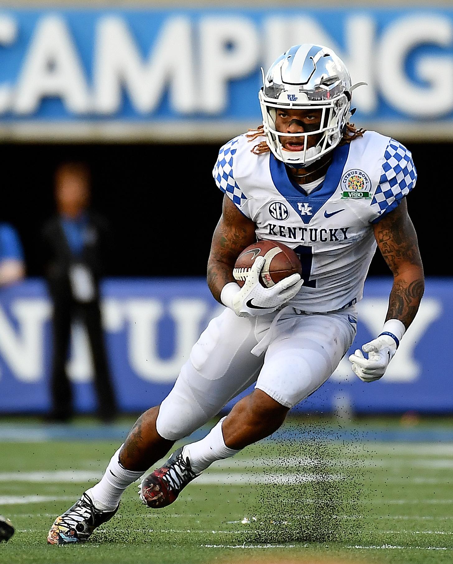 NCAA Football: Citrus Bowl-Kentucky vs Penn State