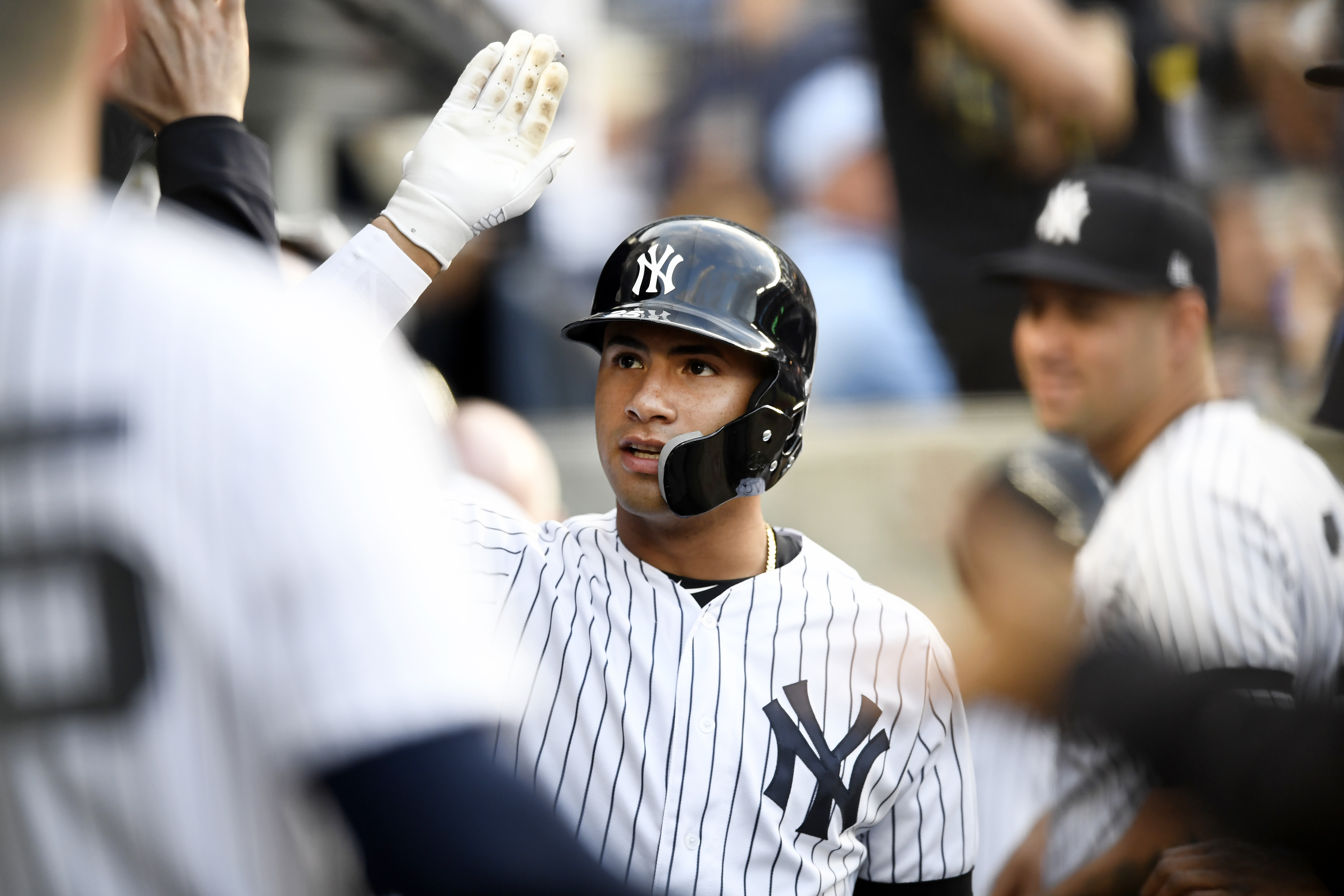 91b81eef1 MLB Trade Rumors and News  The MLB Draft is coming up fast and Gleyber  Torres is on fire