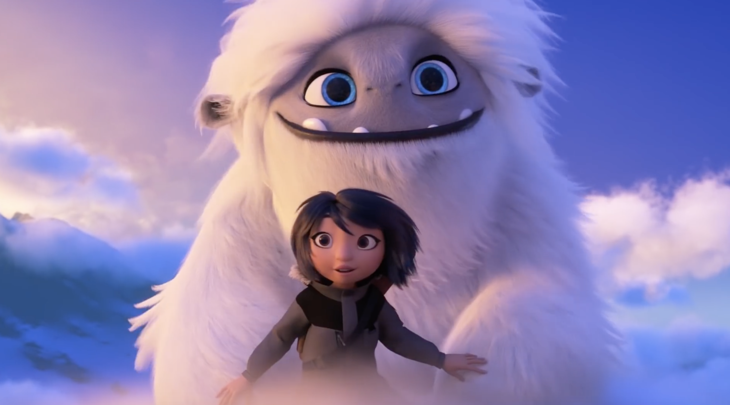 Abominable trailer: the one yeti animated movie to rule them