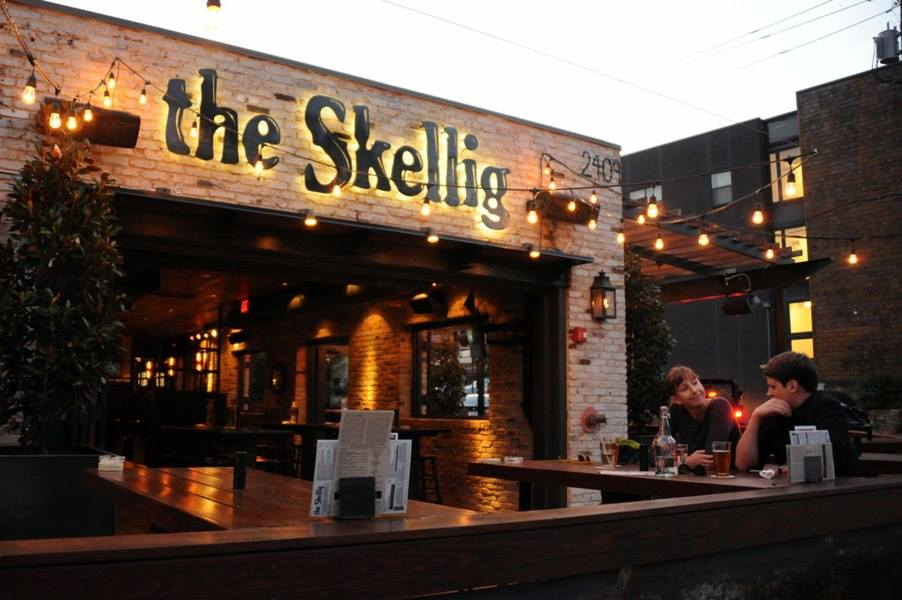 Henderson Avenue Pub The Skellig Is Adding a Beer Garden