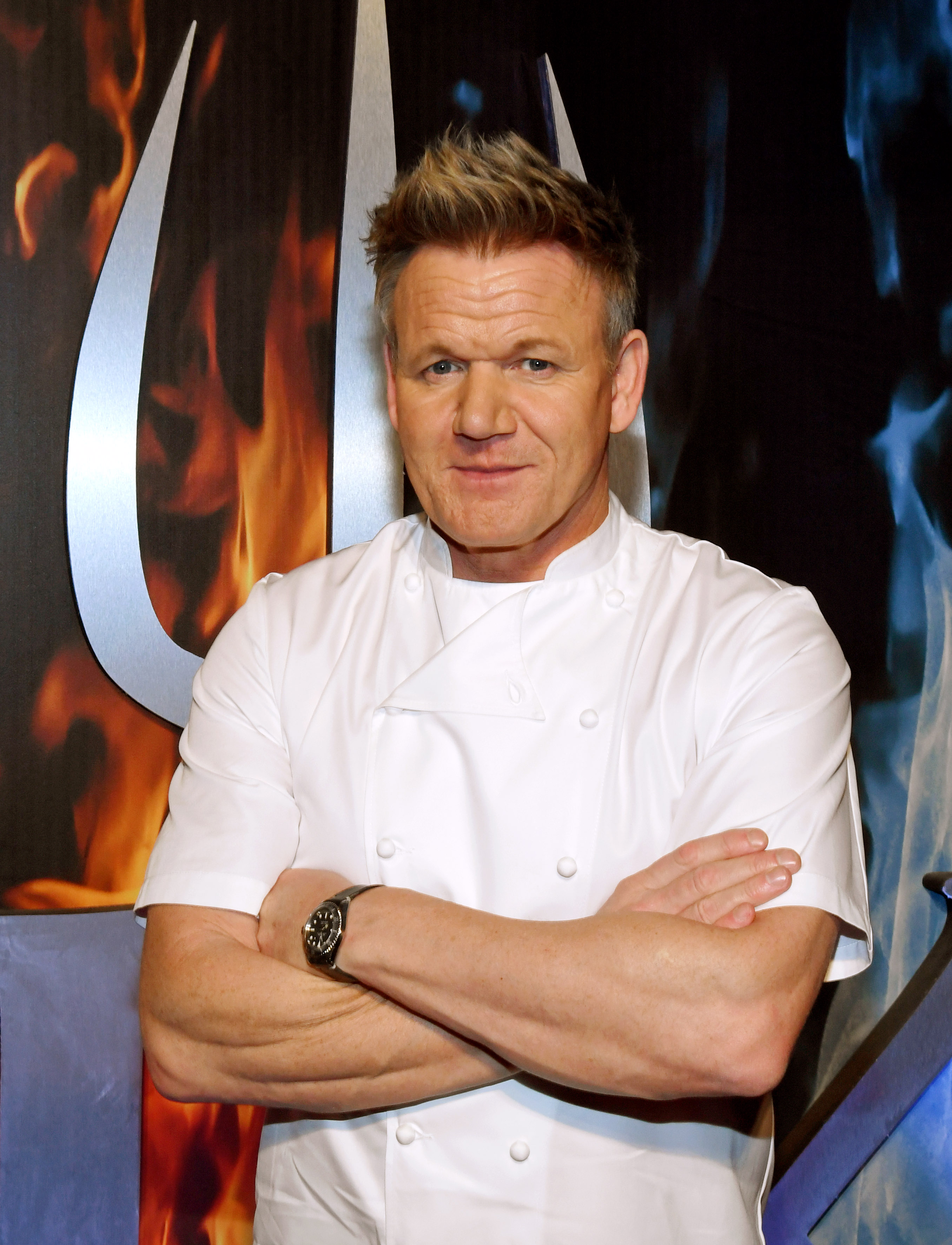 Gordon Ramsay's Asian Eating House Is No Longer Referred to as 'Authentic' Nor 'Vibrant'
