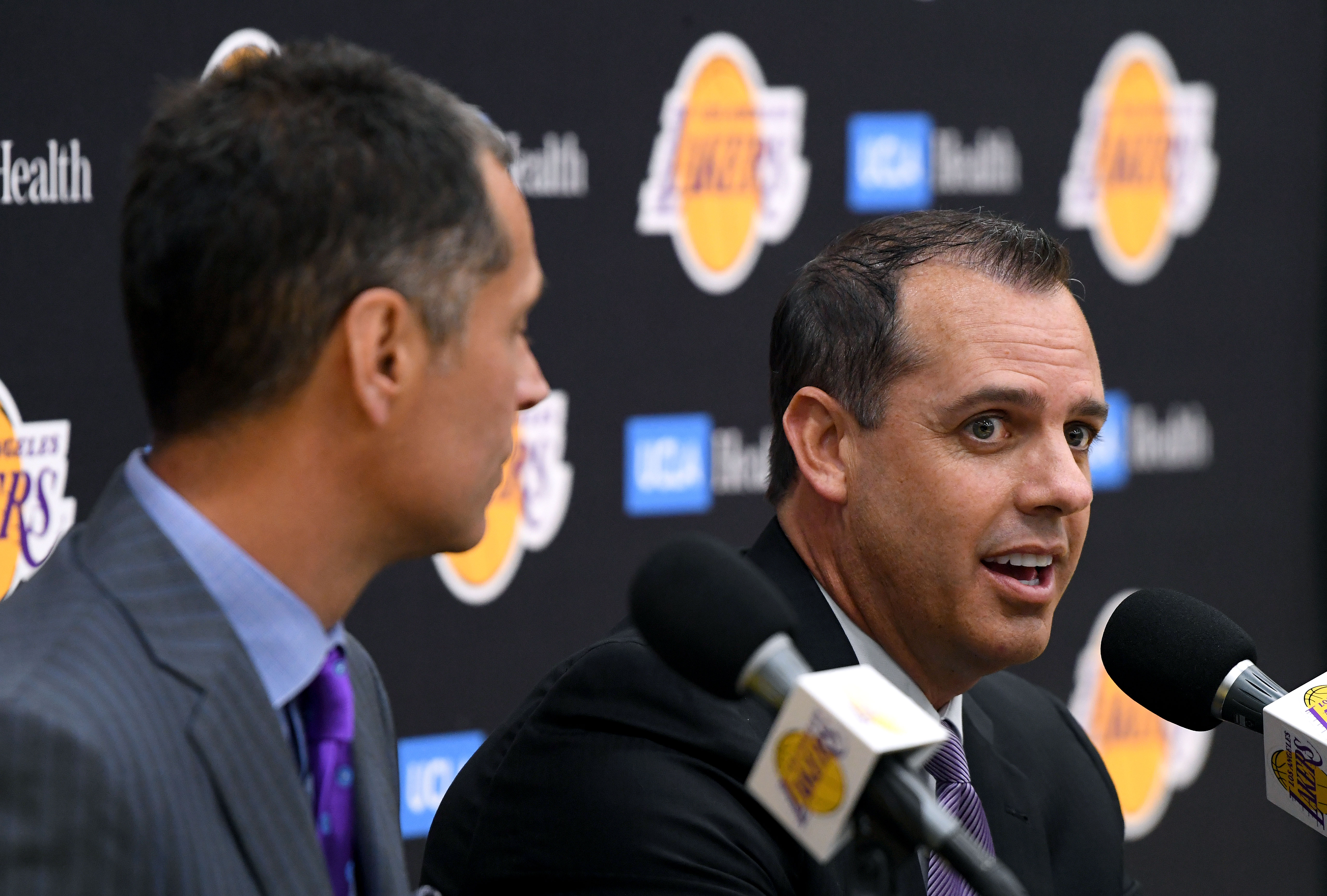 7f4d3af4f Frank Vogel is willing to be as involved as the Lakers want him to be in  free agent pitch meetings