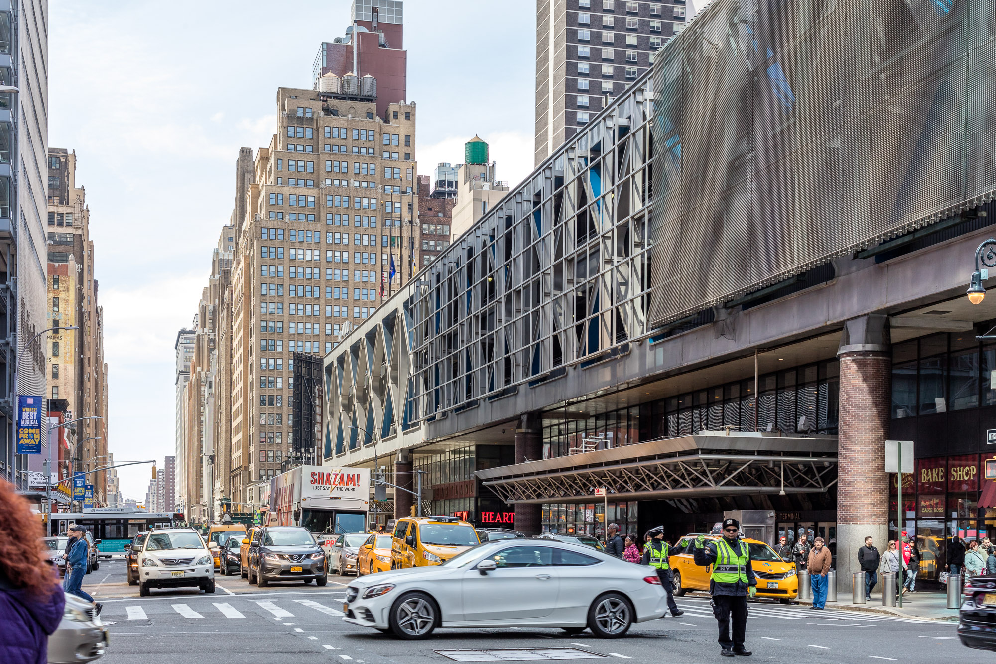 Plans to replace Midtown's Port Authority Bus Terminal inch forward