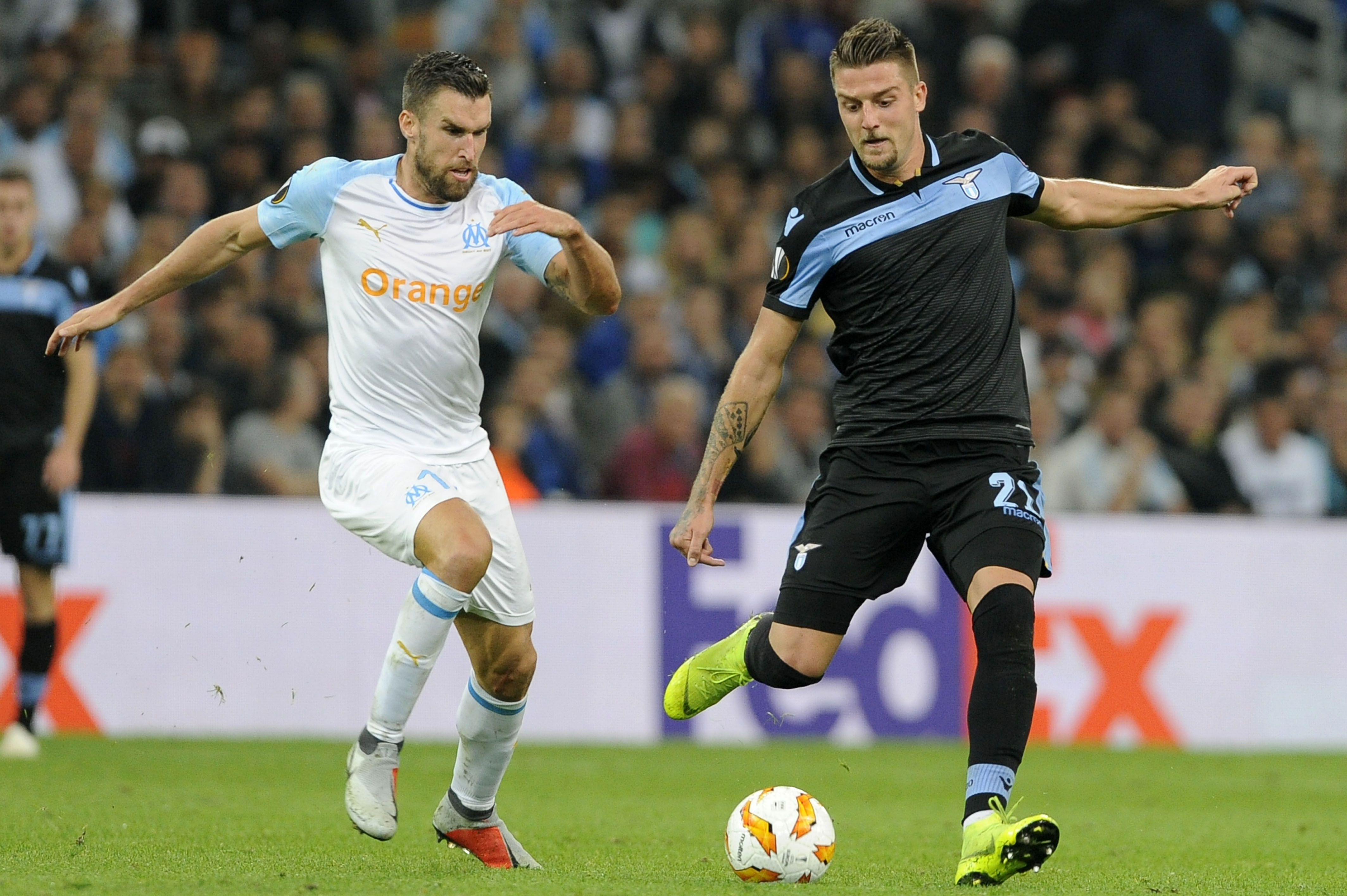 Everton linked with Marseille's Kevin Strootman