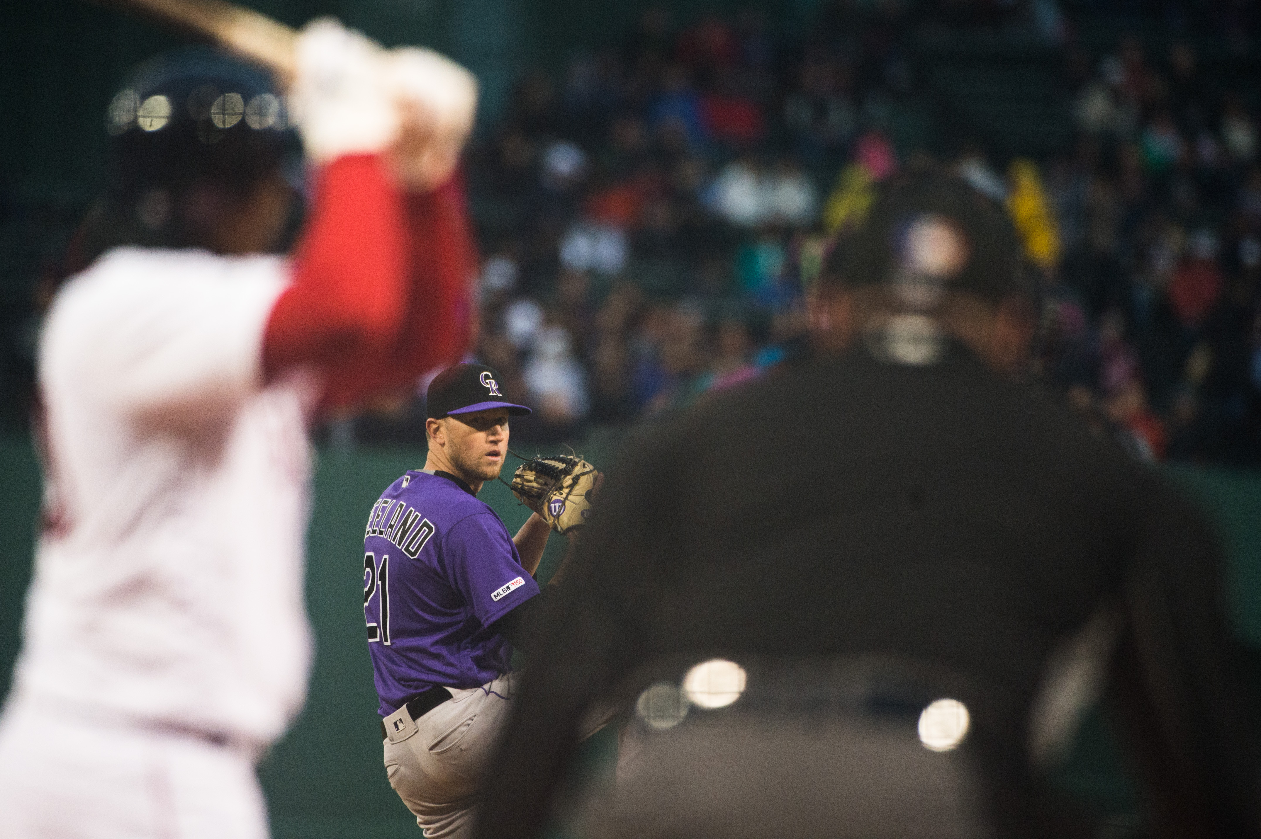 Colorado Rockies podcast: What's with Kyle Freeland and the