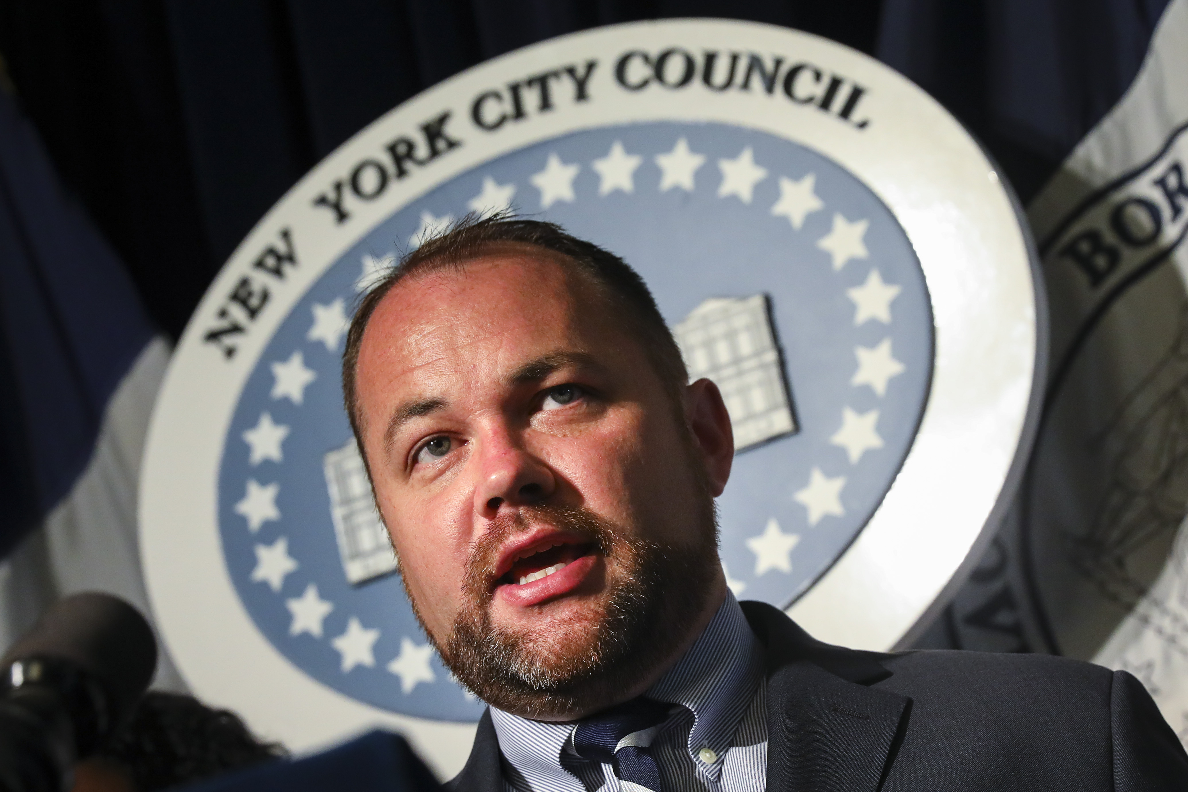 Corey Johnson crafts bill to 'completely revolutionize' the city's streets