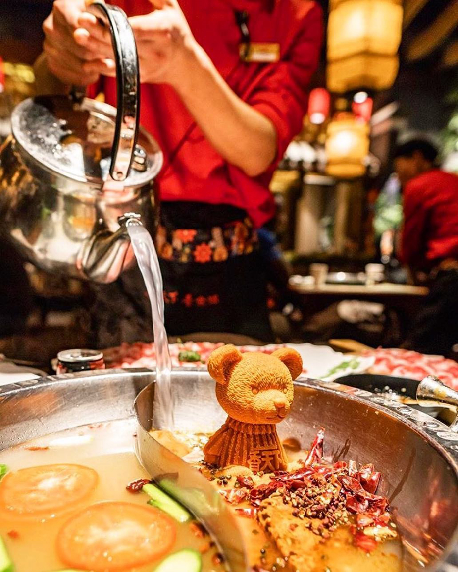 Xiang Hot Pot Reveals a Look Inside Its Space Headed to Grand Canal Shoppes