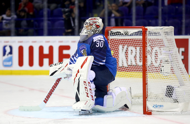 Finland v Germany: Group A - 2019 IIHF Ice Hockey World Championship Slovakia